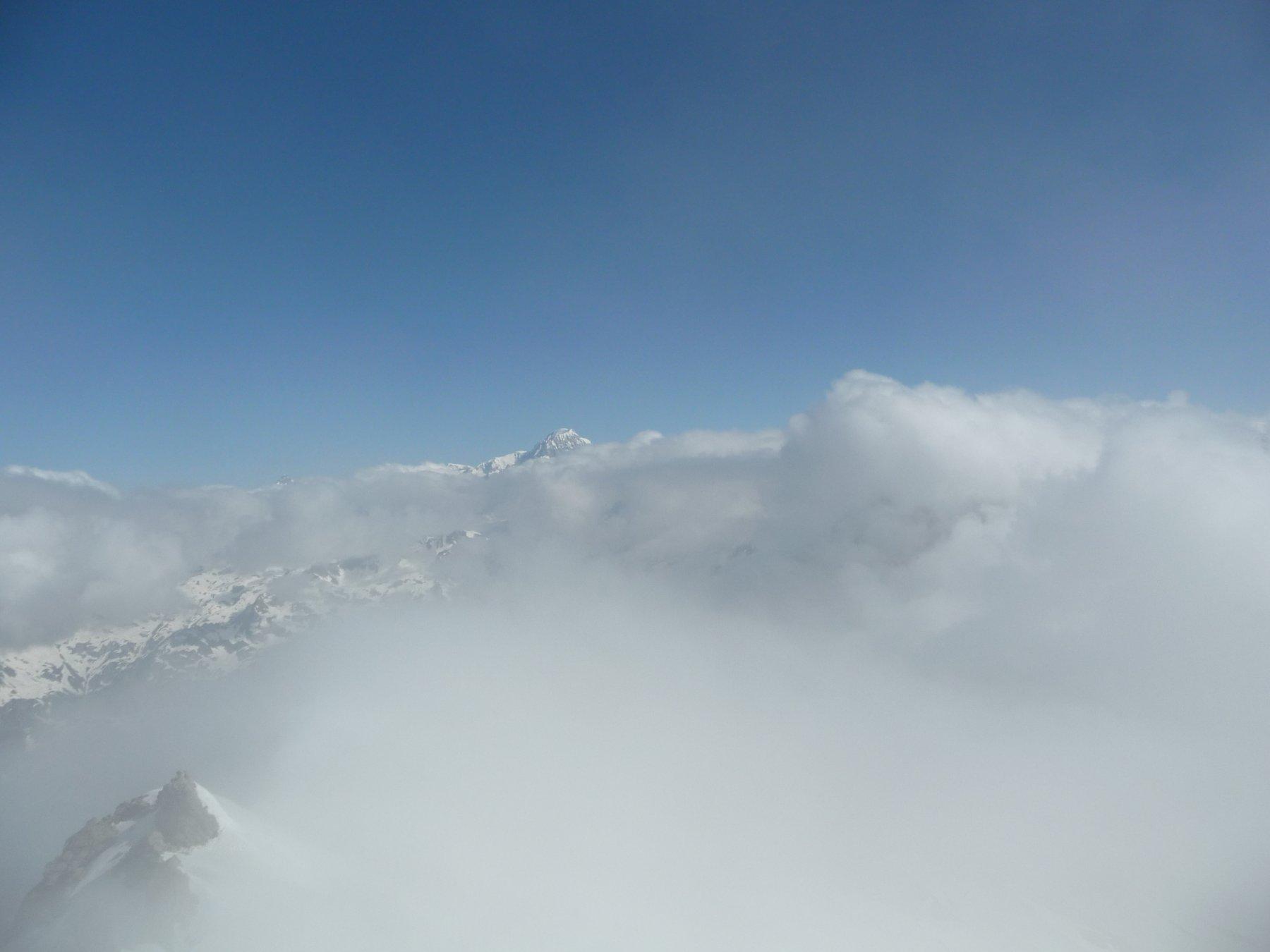 Bianco sopra le nuvole