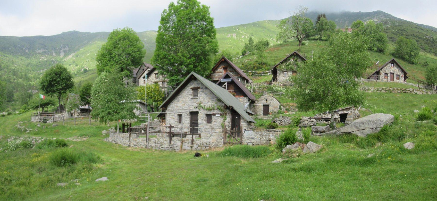 Alpe Artignaga