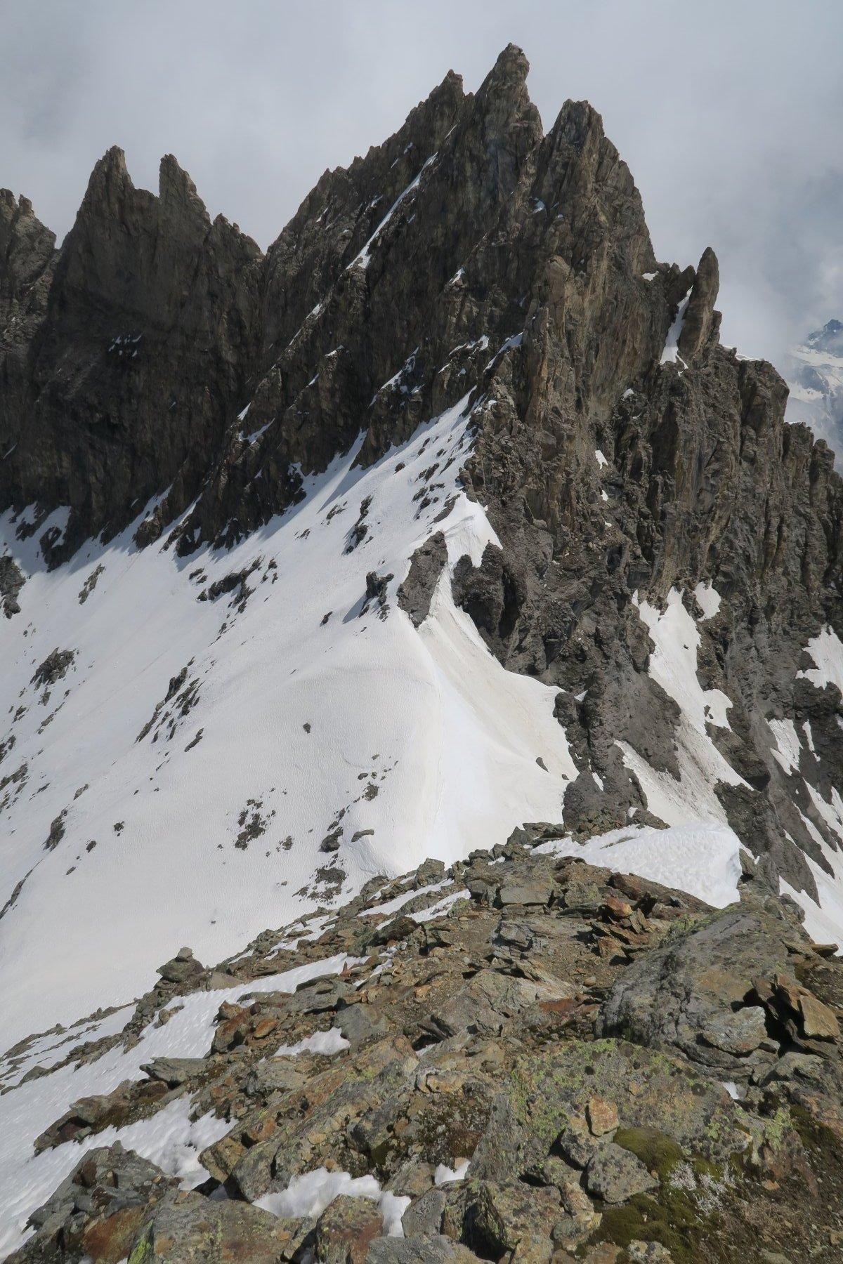 il Col di Valsorey