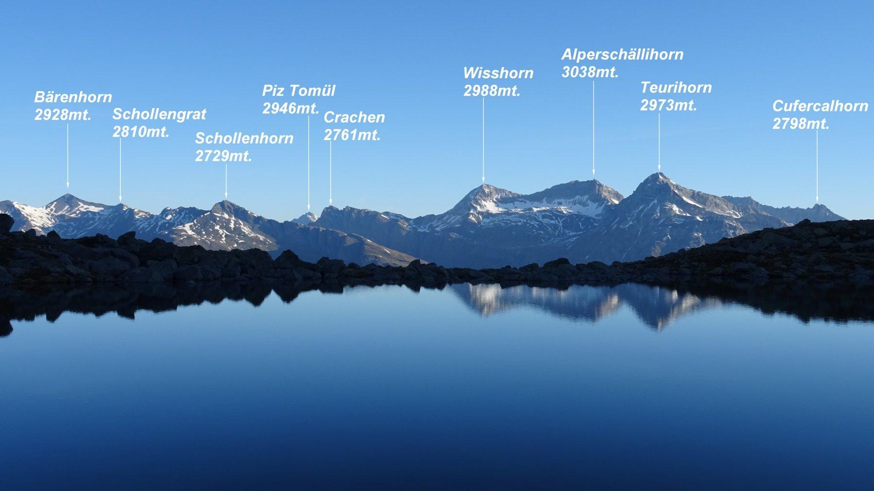 Bergseeli 2311mt.