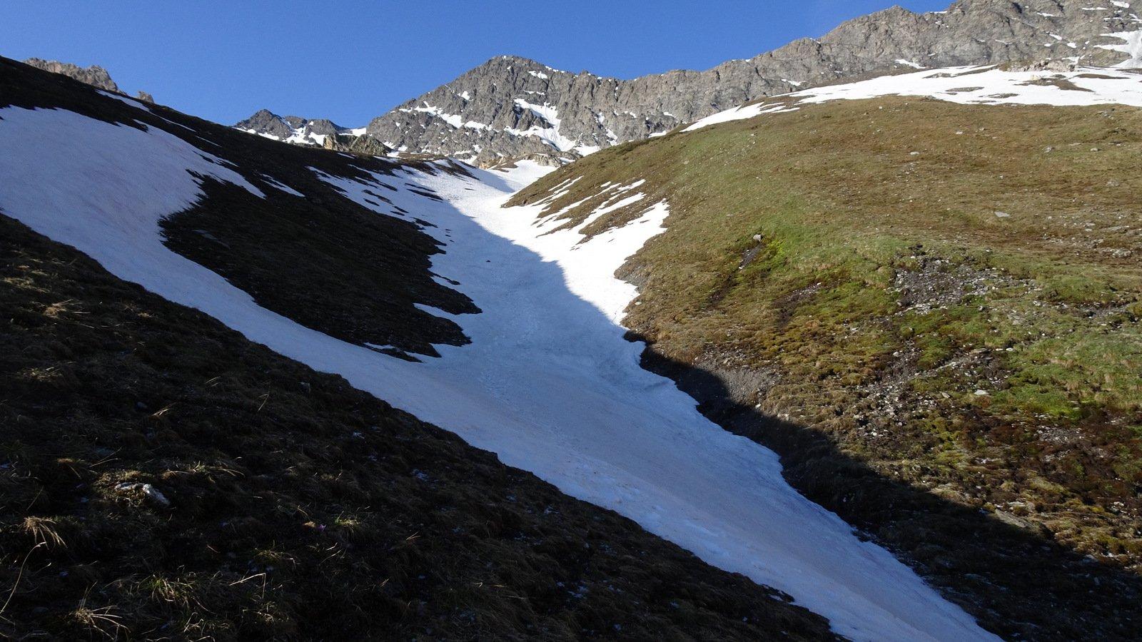 Neve da quota 2400