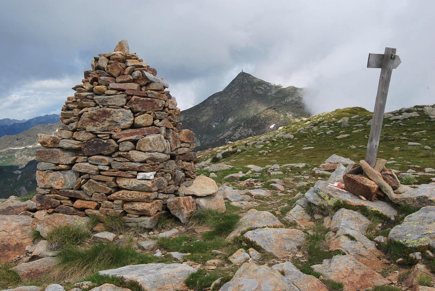 Sul monte La Torretta