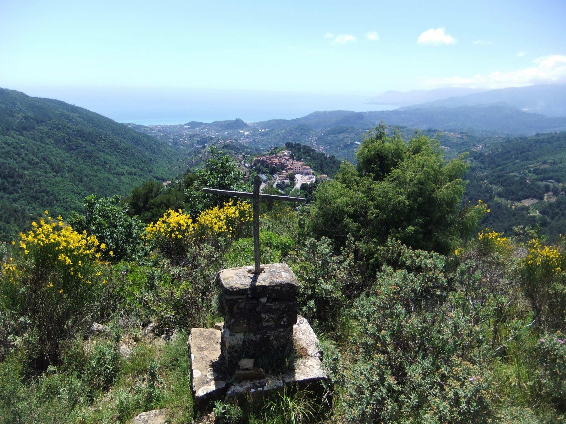 Bignone (Monte) da Seborga 2020-06-06