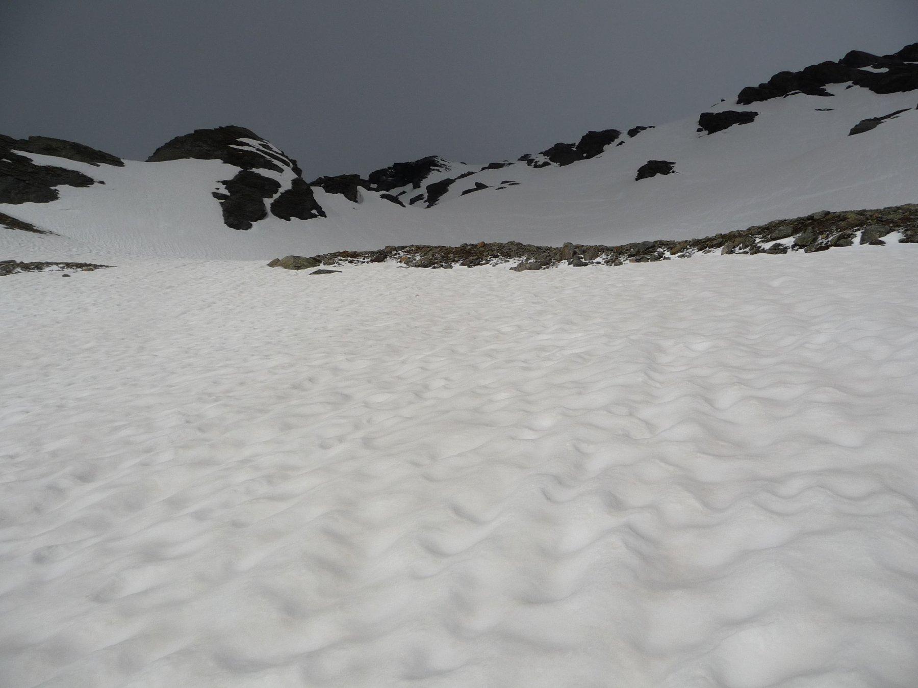 Ultimo tratto prima del ghiacciaio