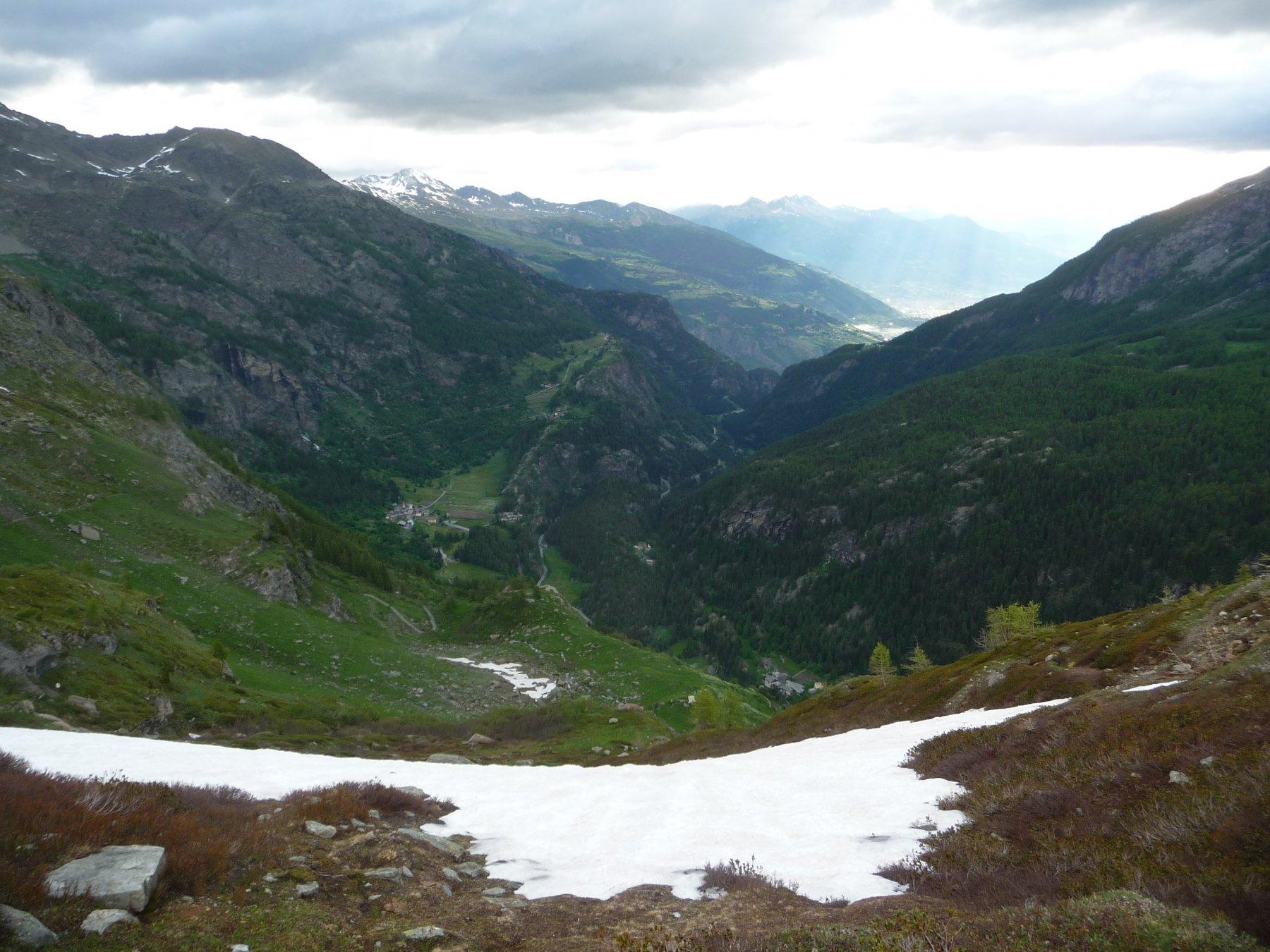 Qui si calzano gli sci oggi
