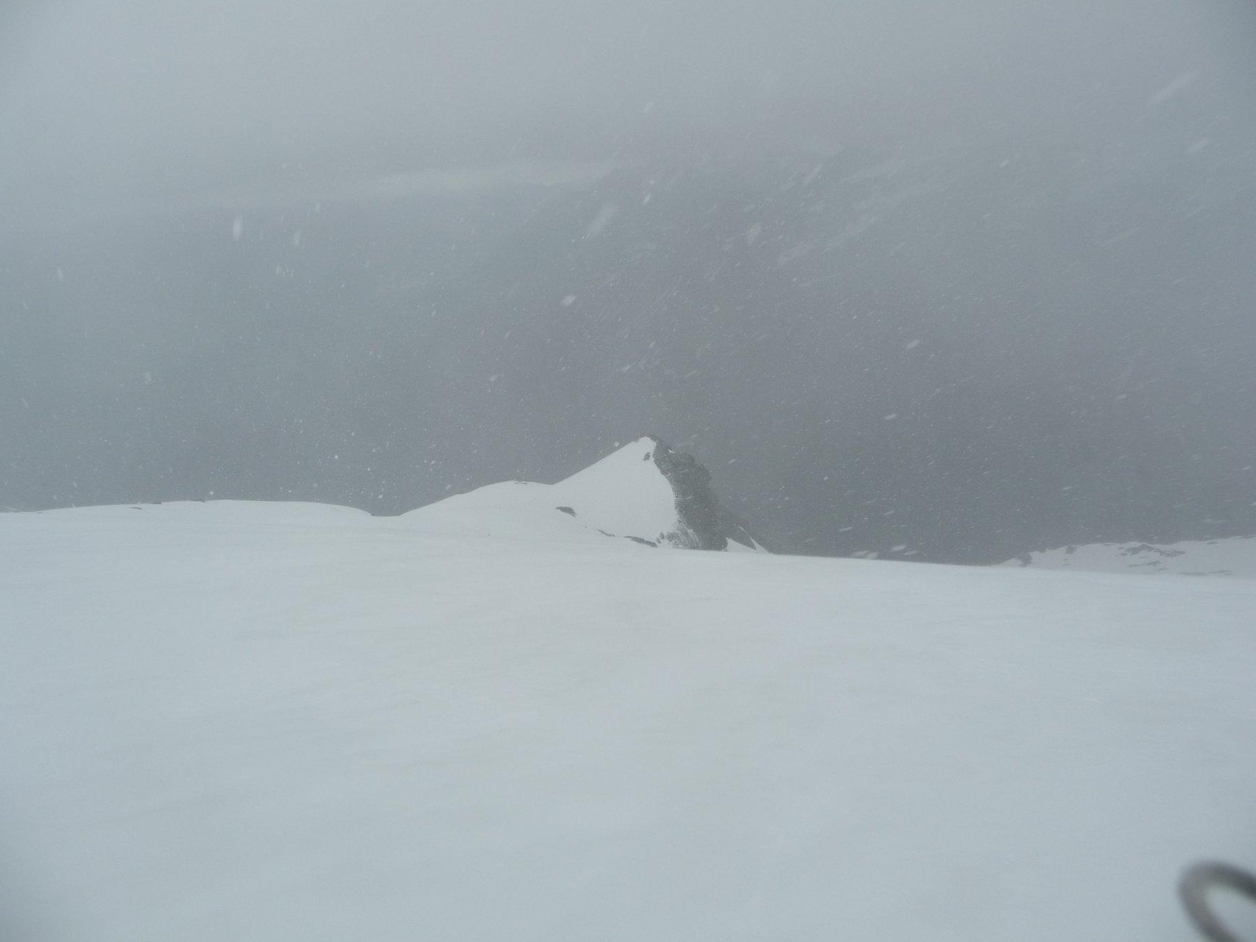 Nevica di più...