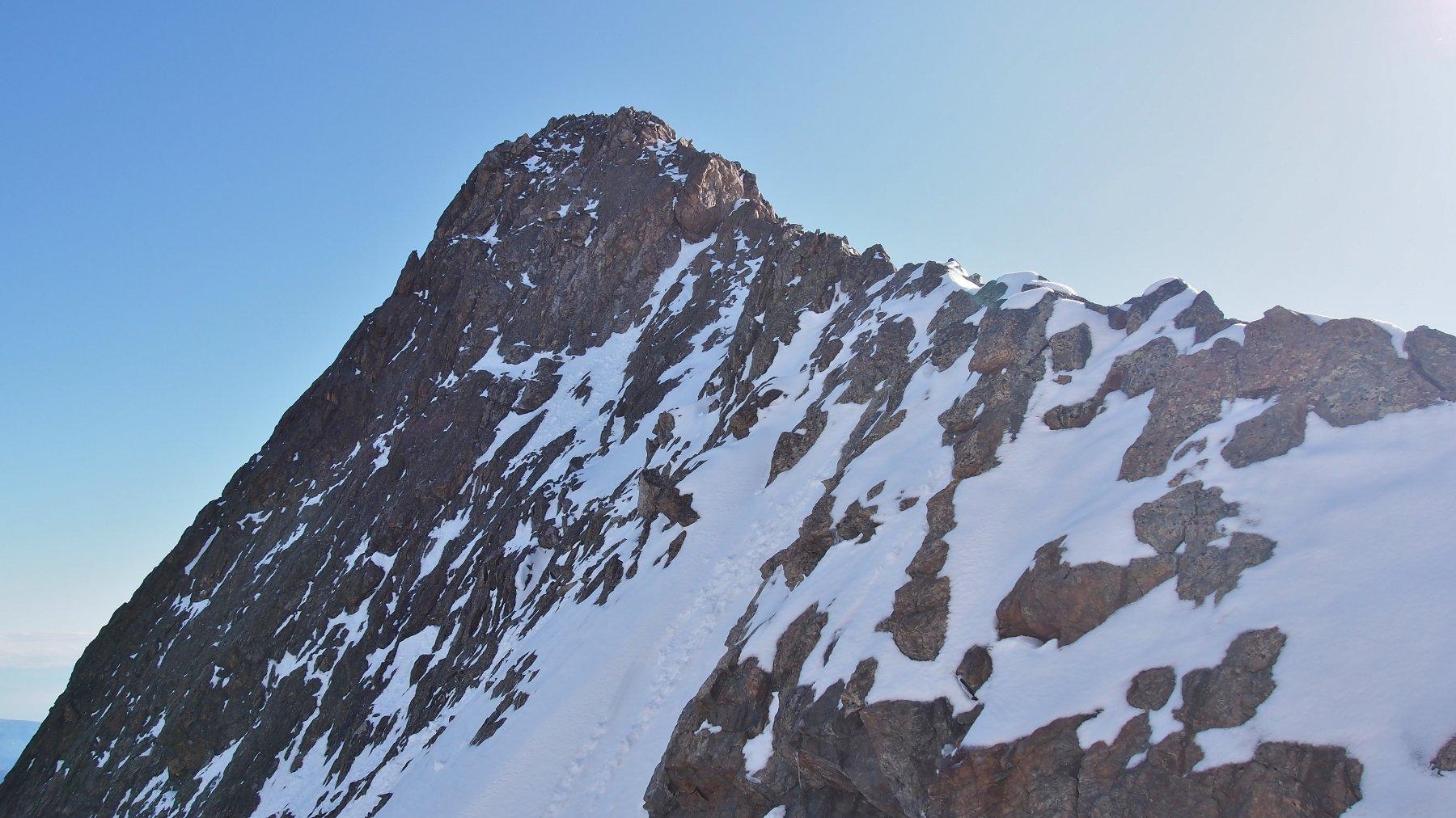 cresta Monte Stella