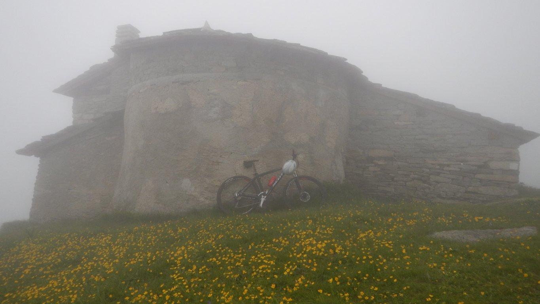 Pian dell'Orso nella nebbia