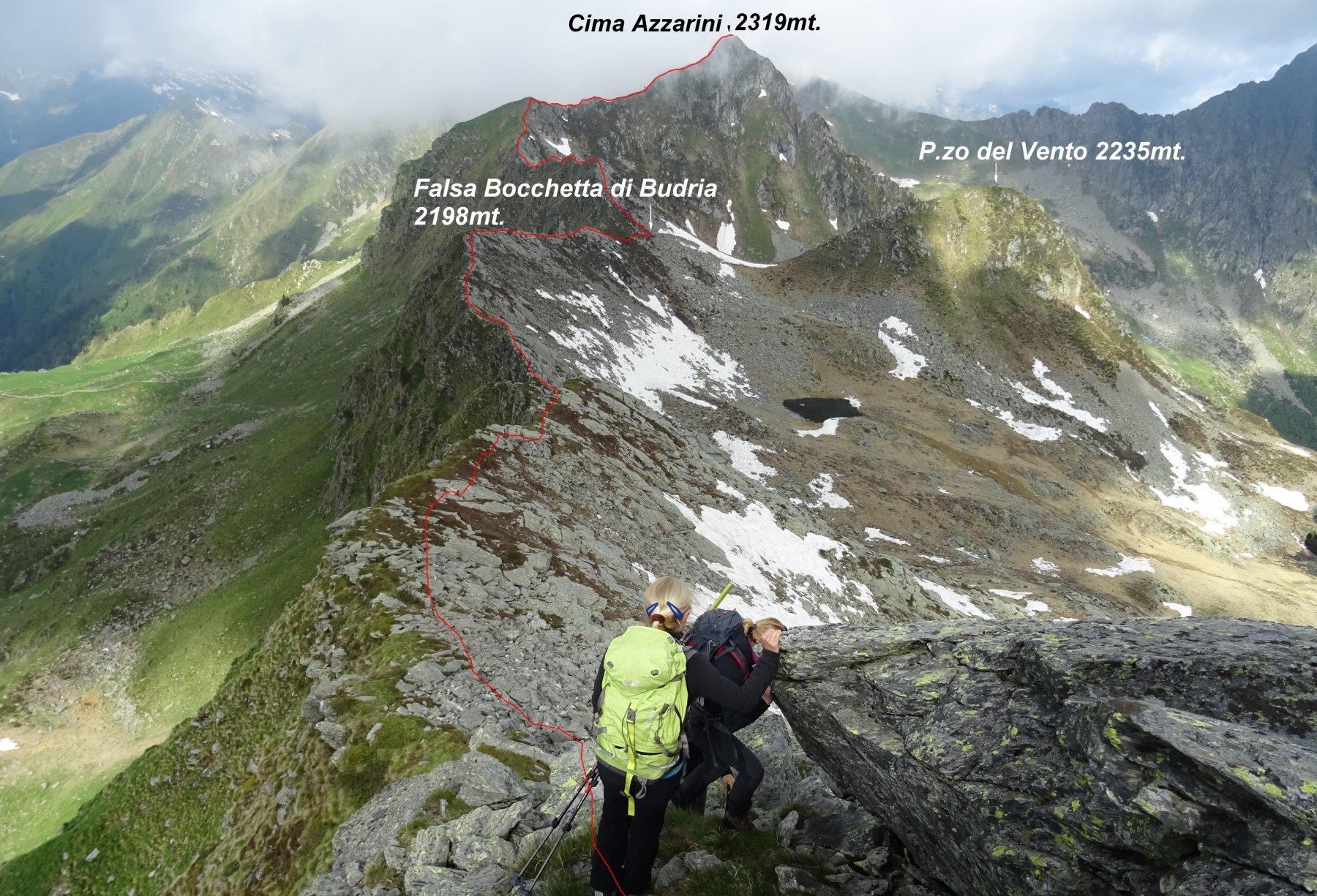 Tartano (Monte) da Fraccia 2020-06-06