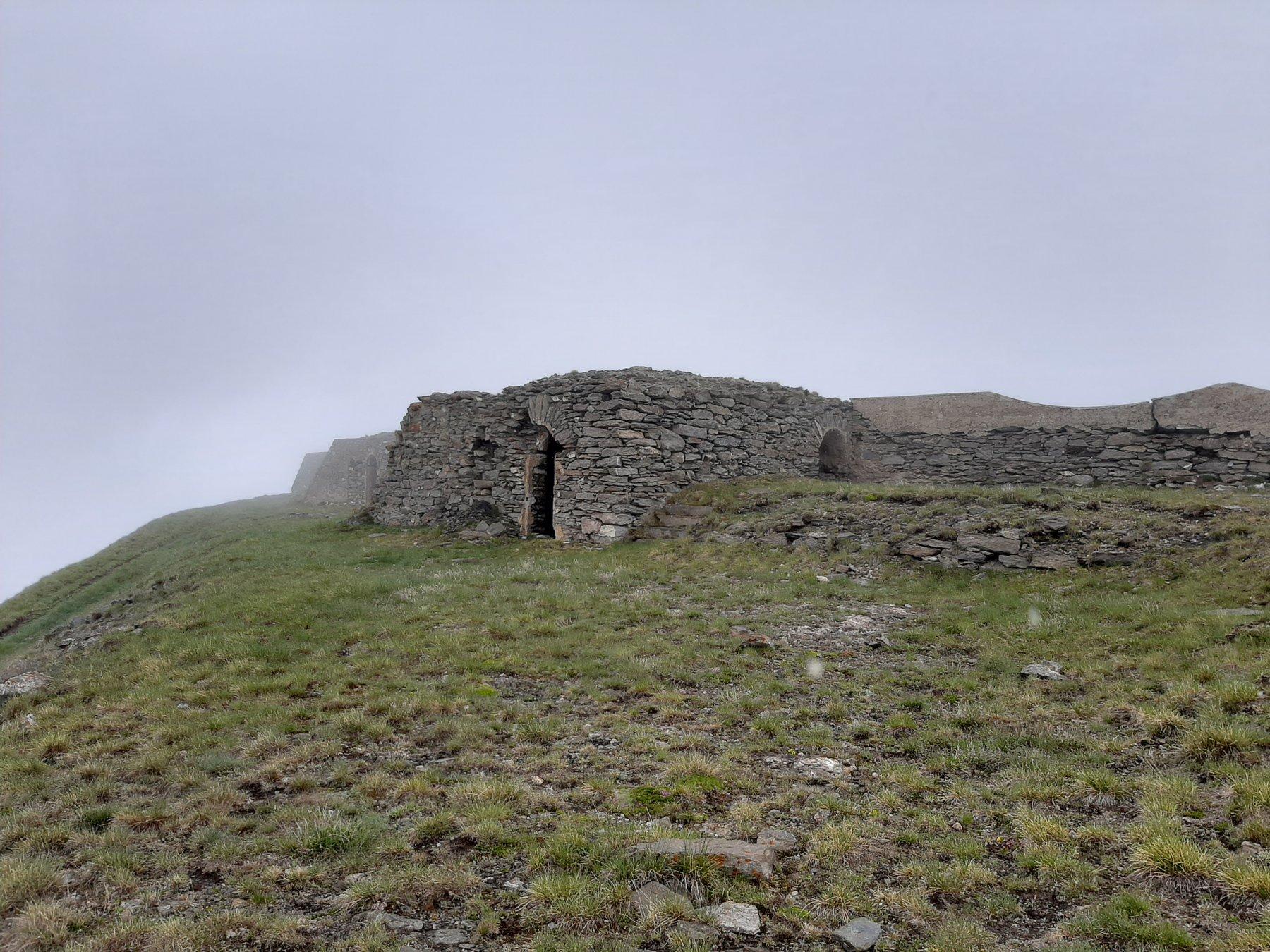 Fortificazioni di vetta