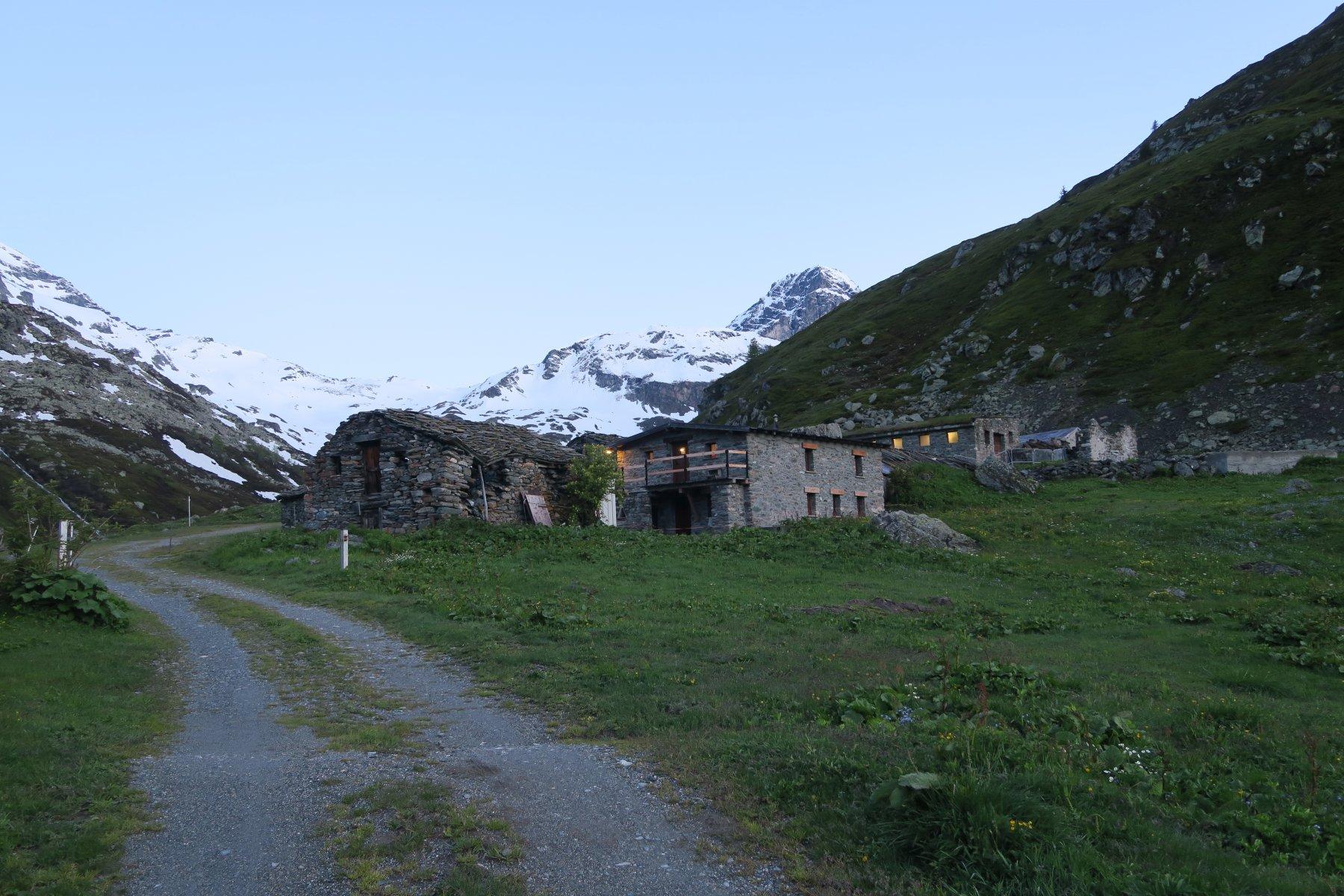 la Grand'Alpe