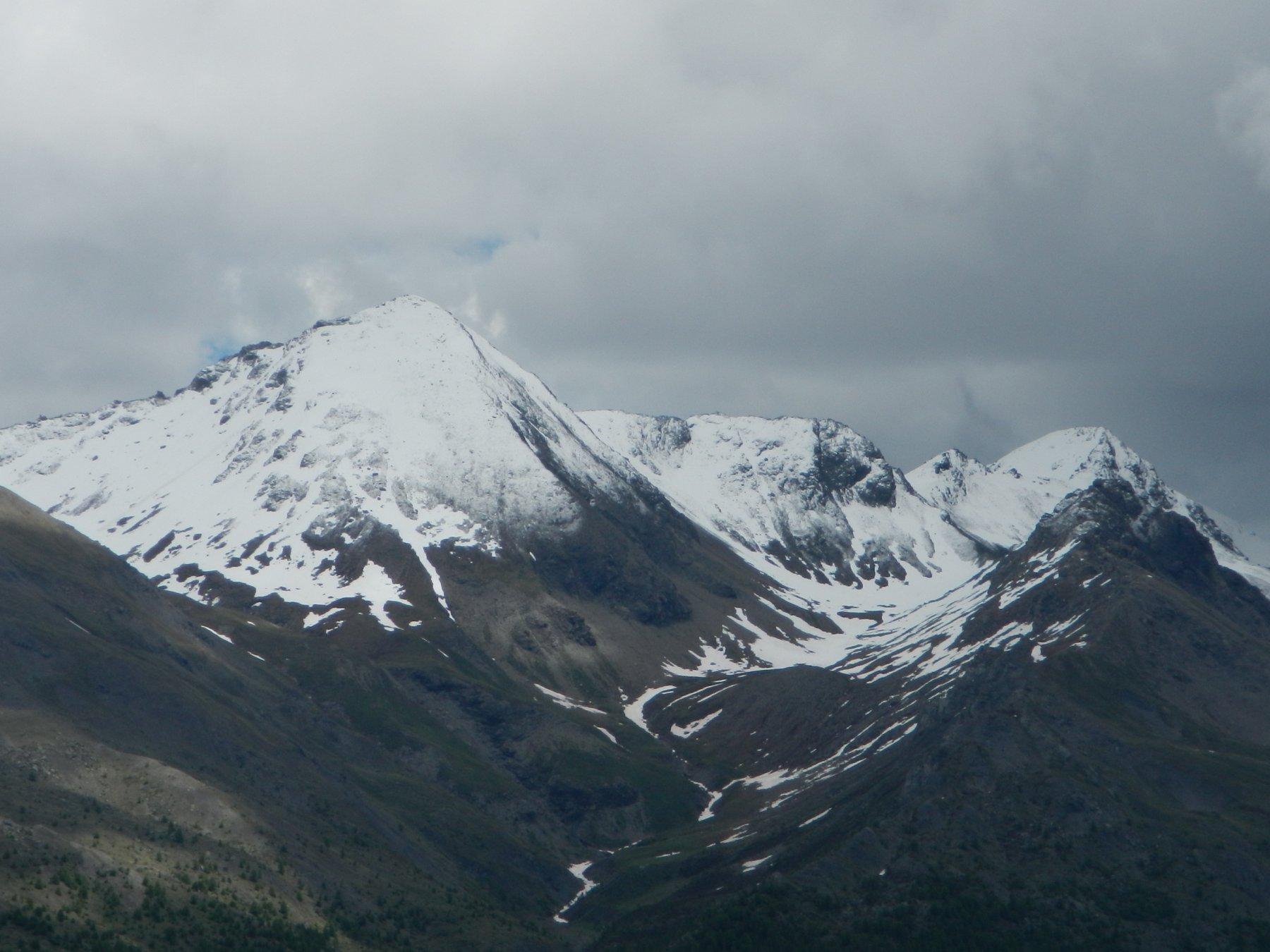 vista sul Monte Giornalet