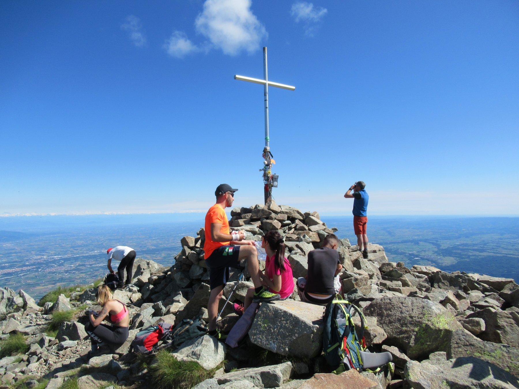 Monte Besimauda (m.2231).