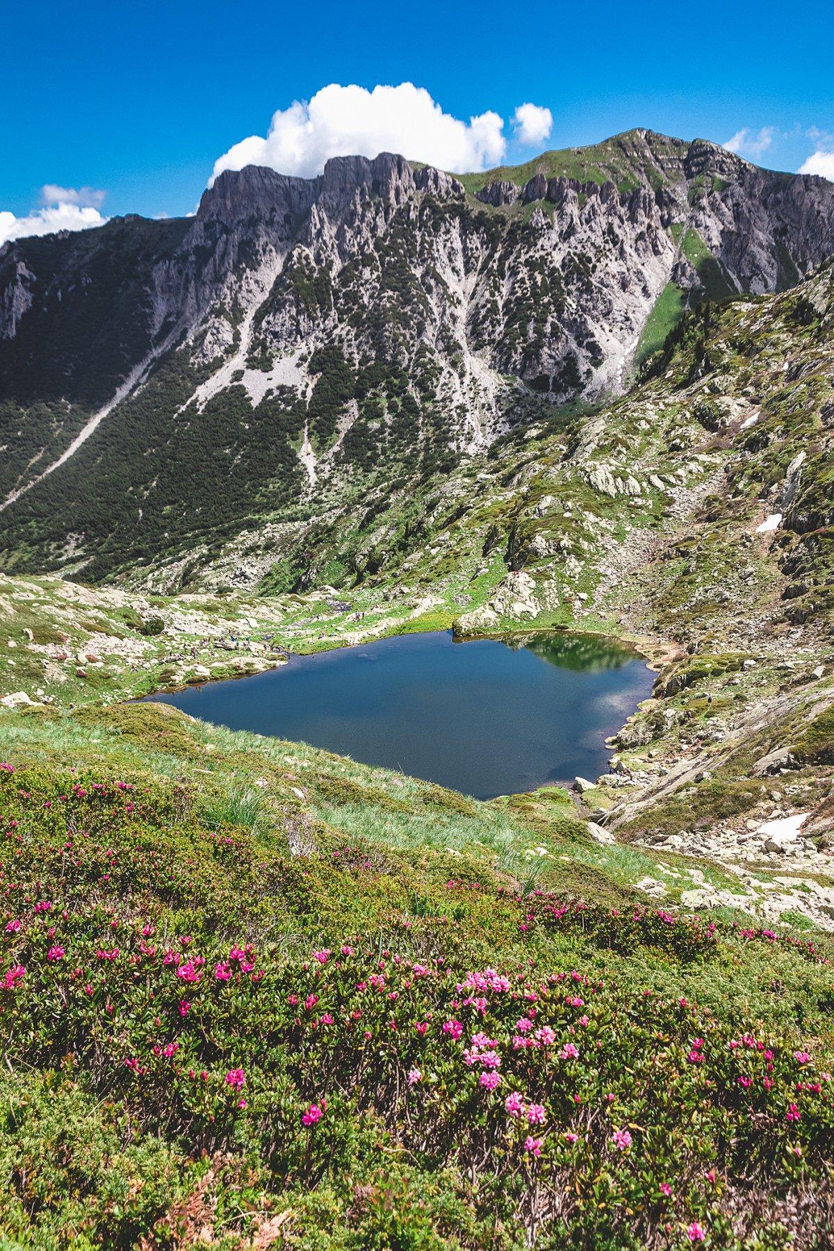 Il lago inferiore