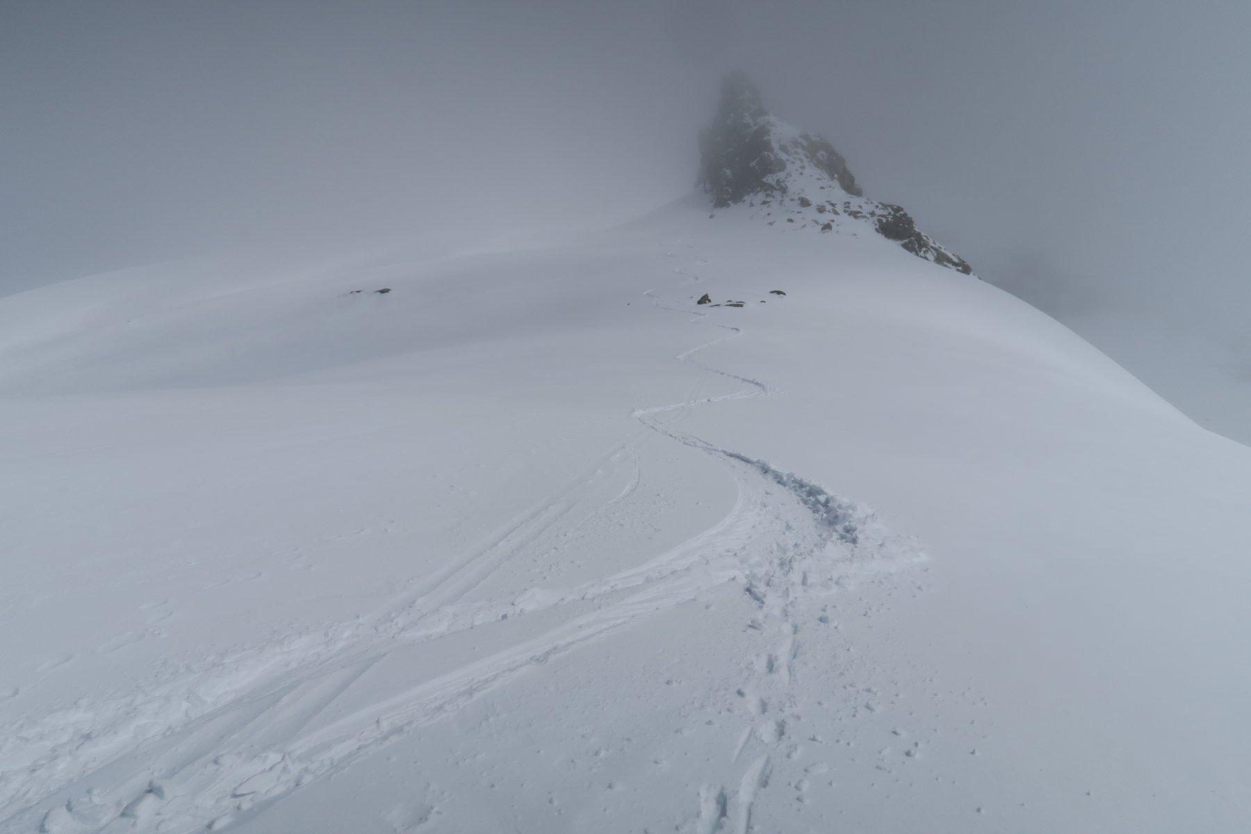 bella neve fino al Colle