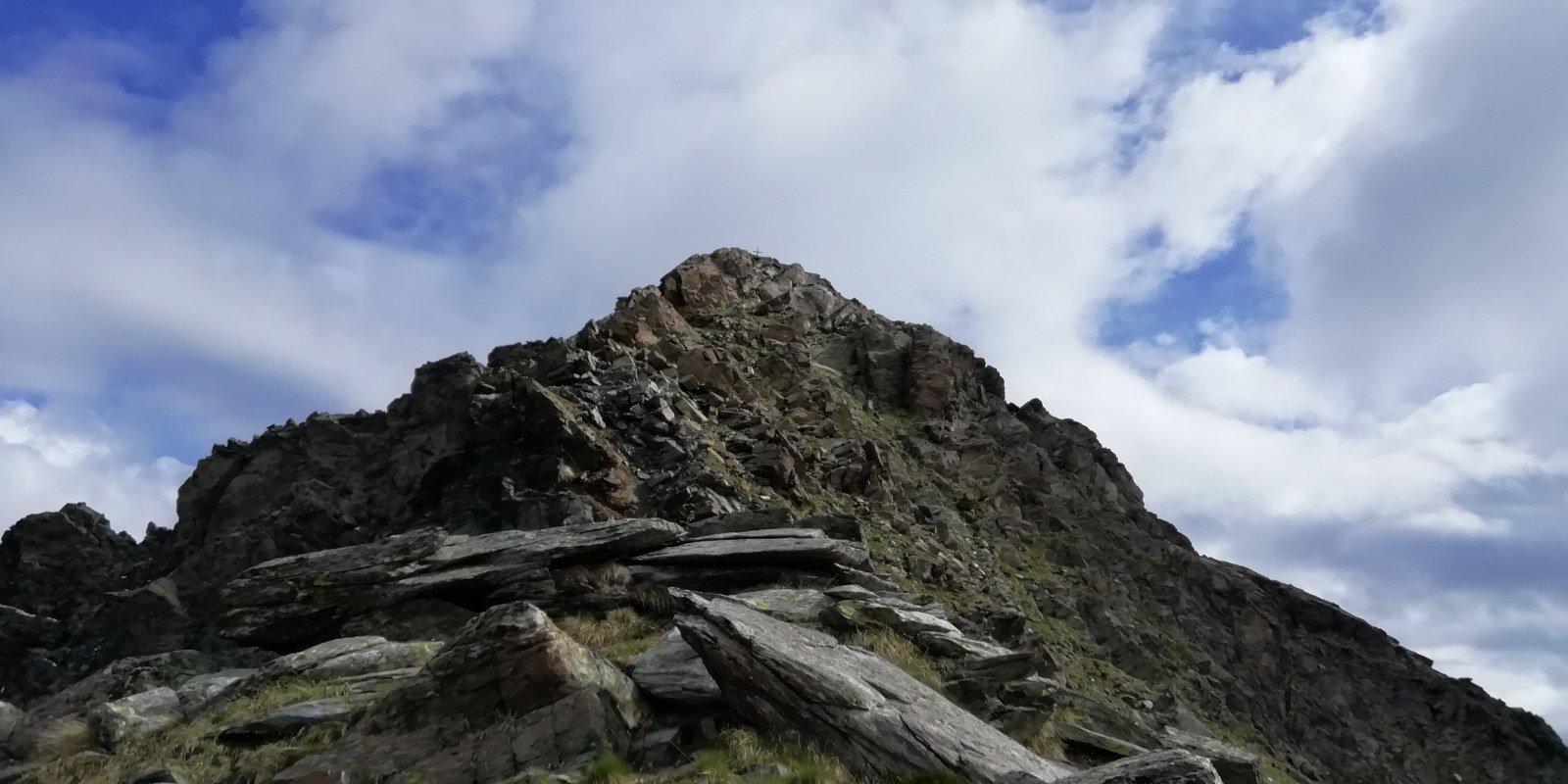 Castelletto roccioso finale