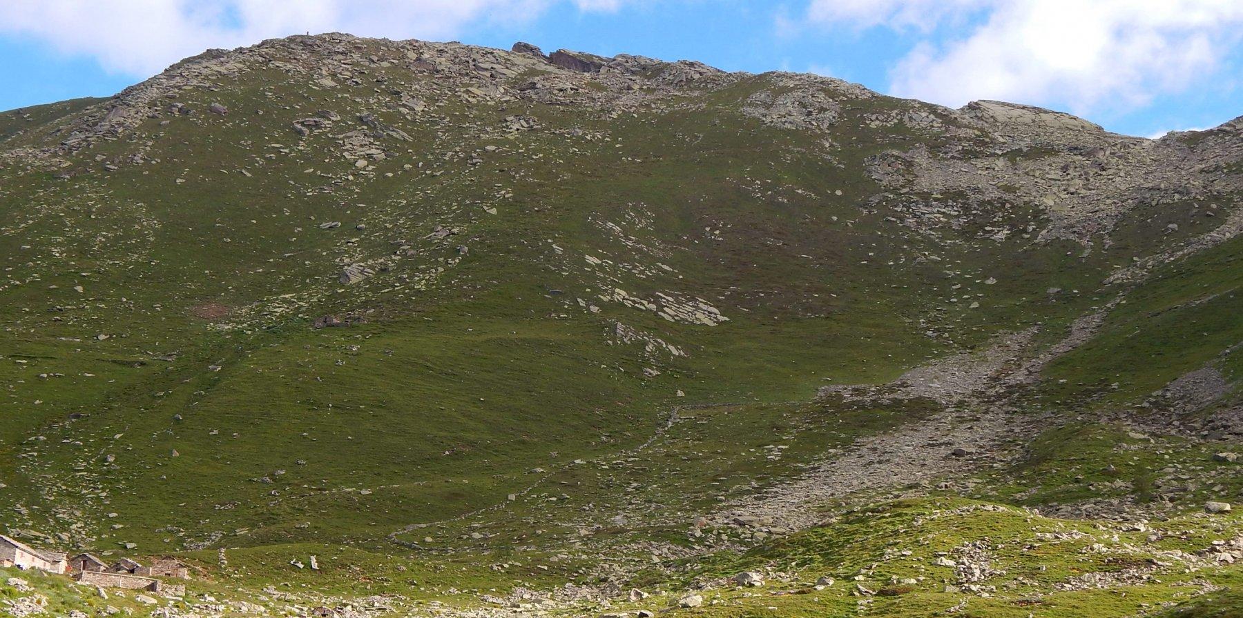 Dal Ciavanis, Alpe Tovo e Bun om.