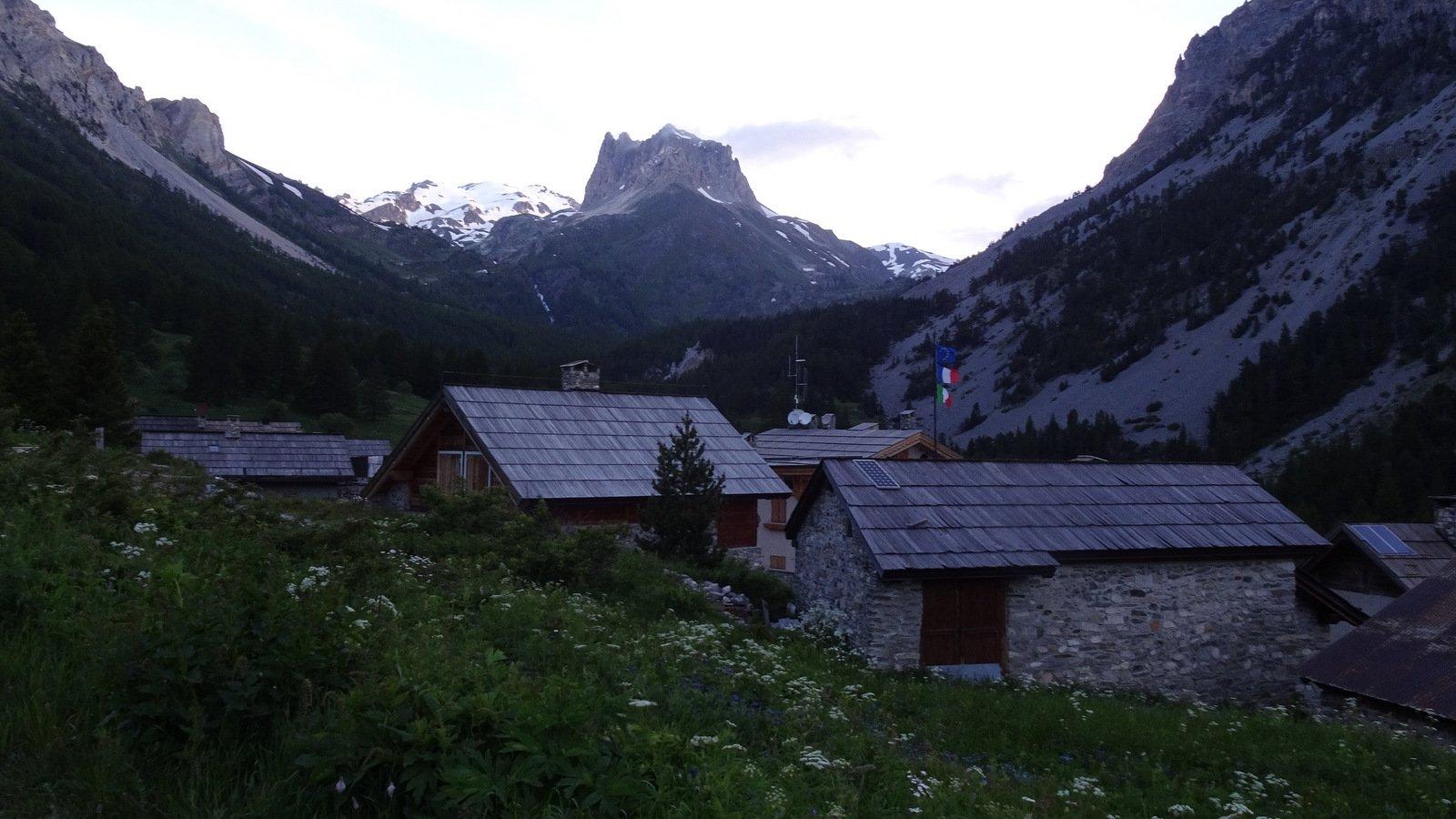 Dal rifugio 3° alpini