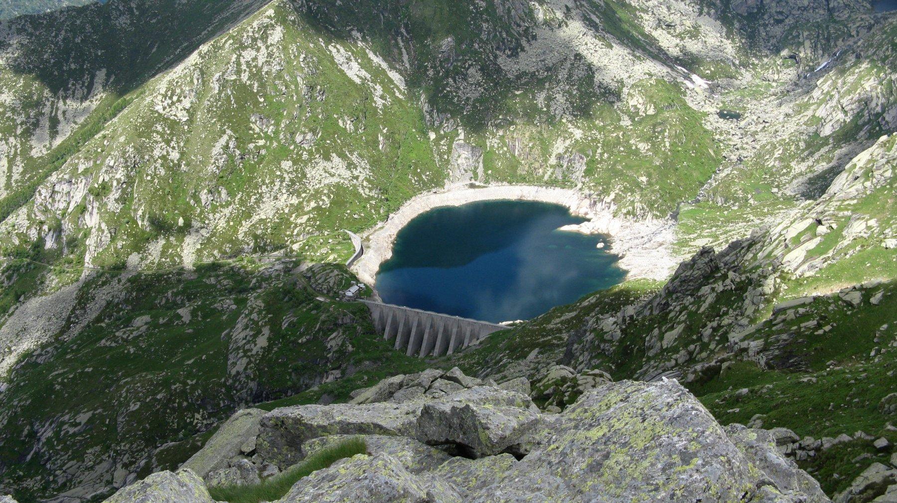 il Lago d'Eugio