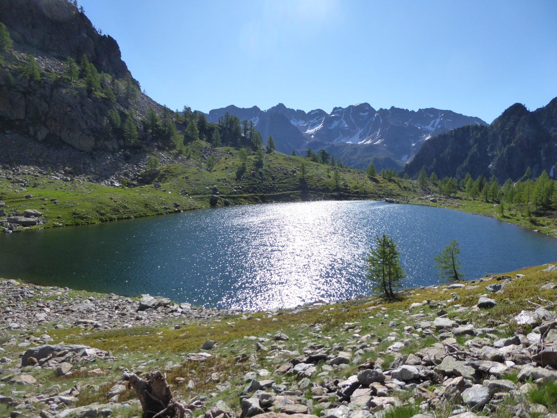 lago d'Aver sottano