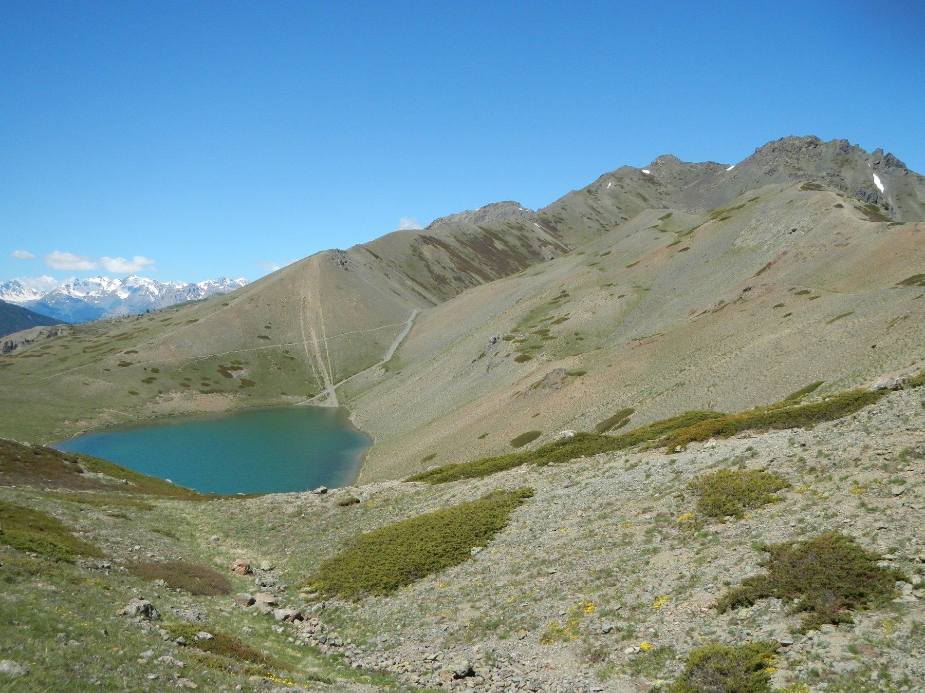 Gignoux o Lago dei 7 Colori