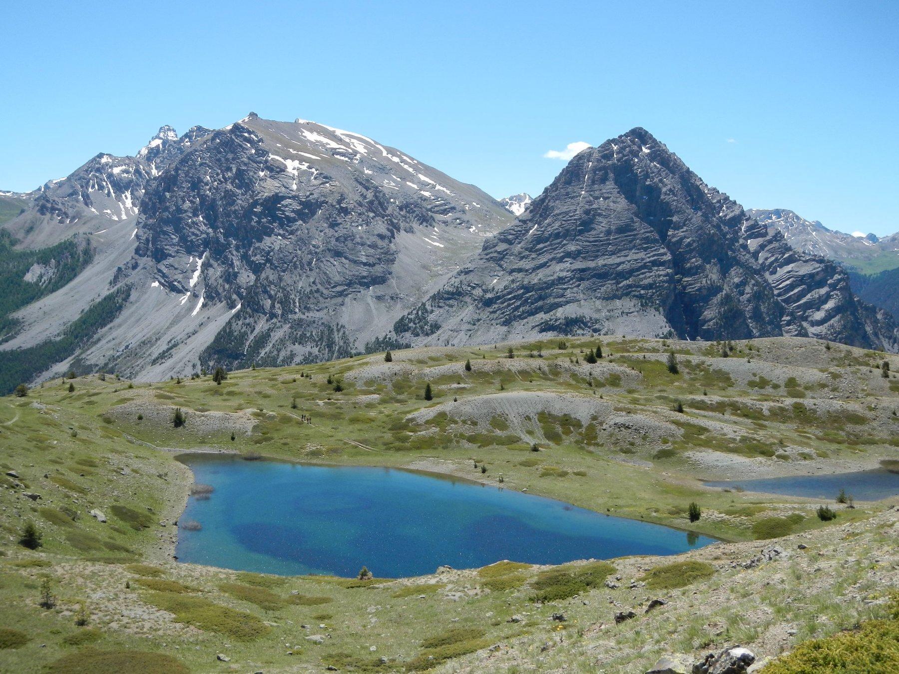 Lac Noir 2226 m.