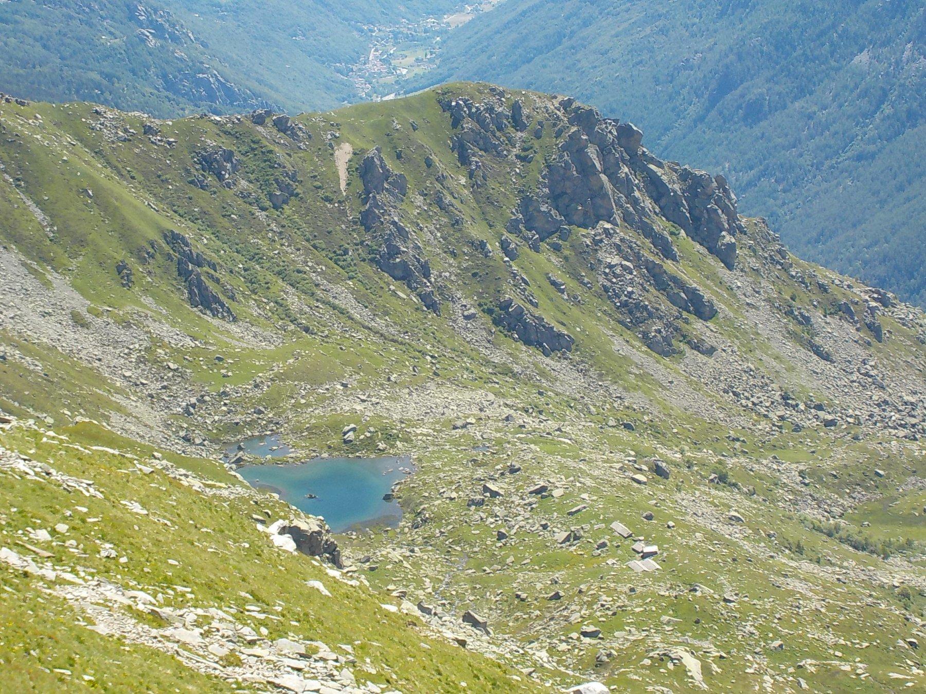 Lago Sagnasse