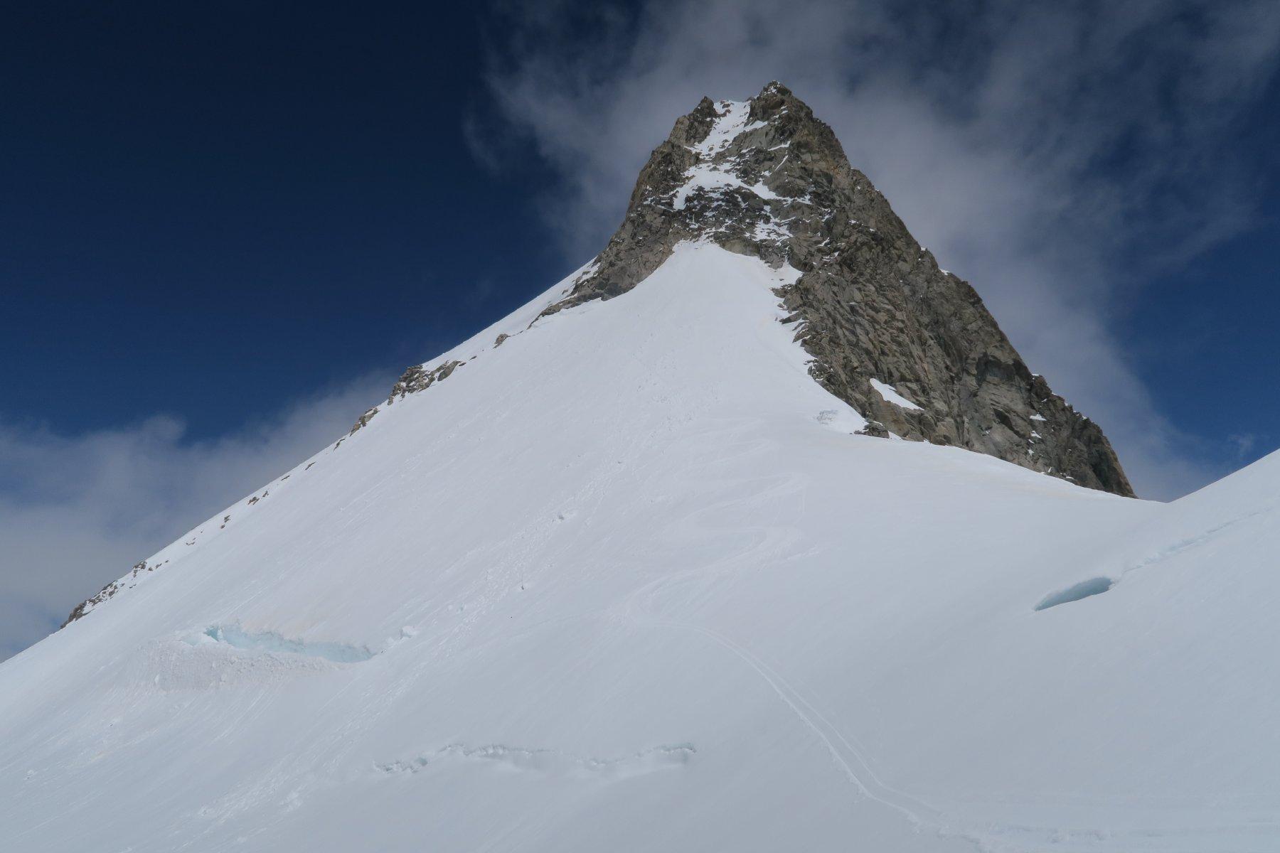 prime curve su splendida neve