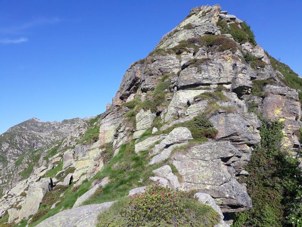 Monte Camino - Cresta Est