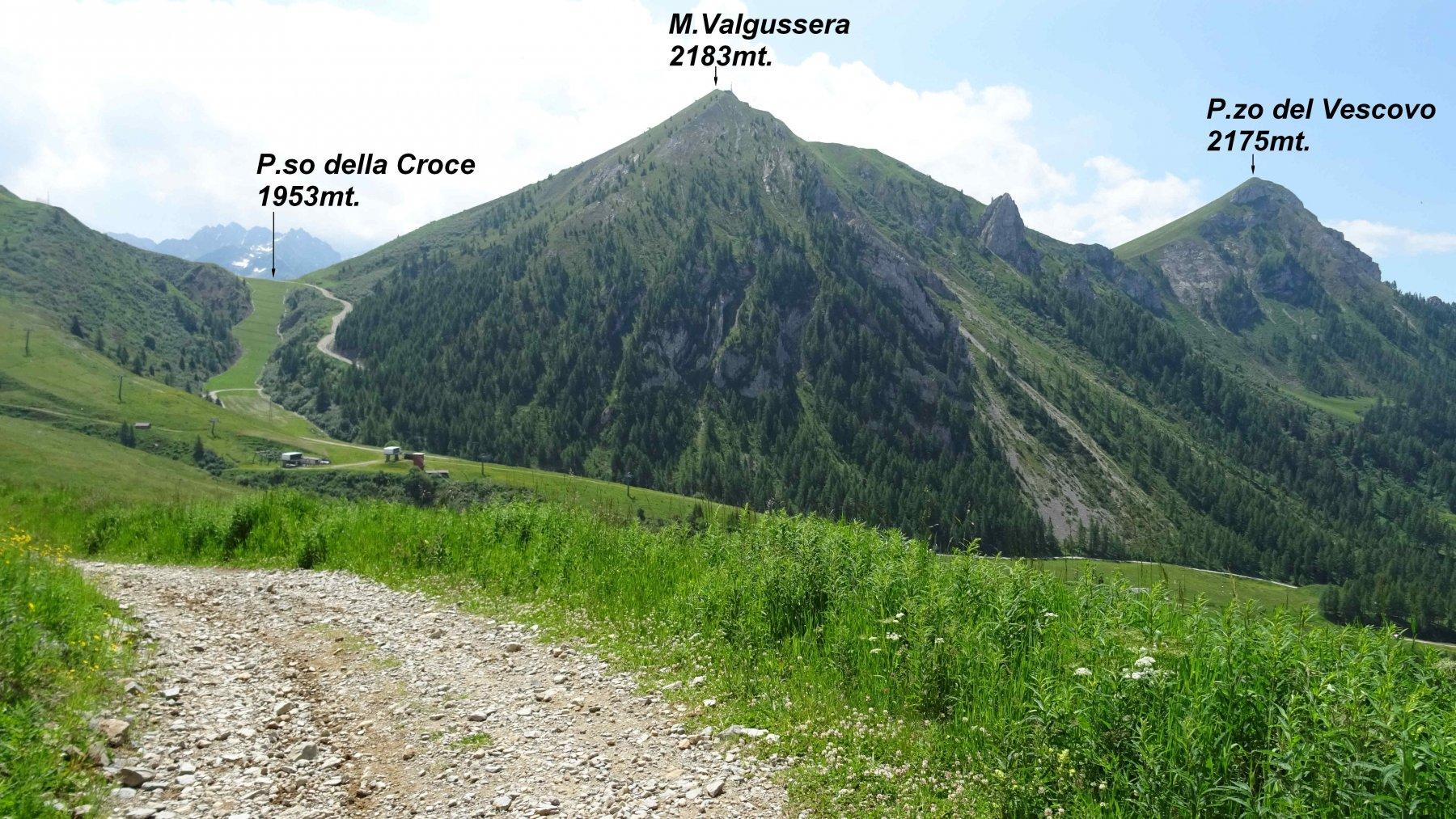 Dordona, Valbona, Toro (Passi)da Foppolo, giro del Monte Toro 2020-06-28