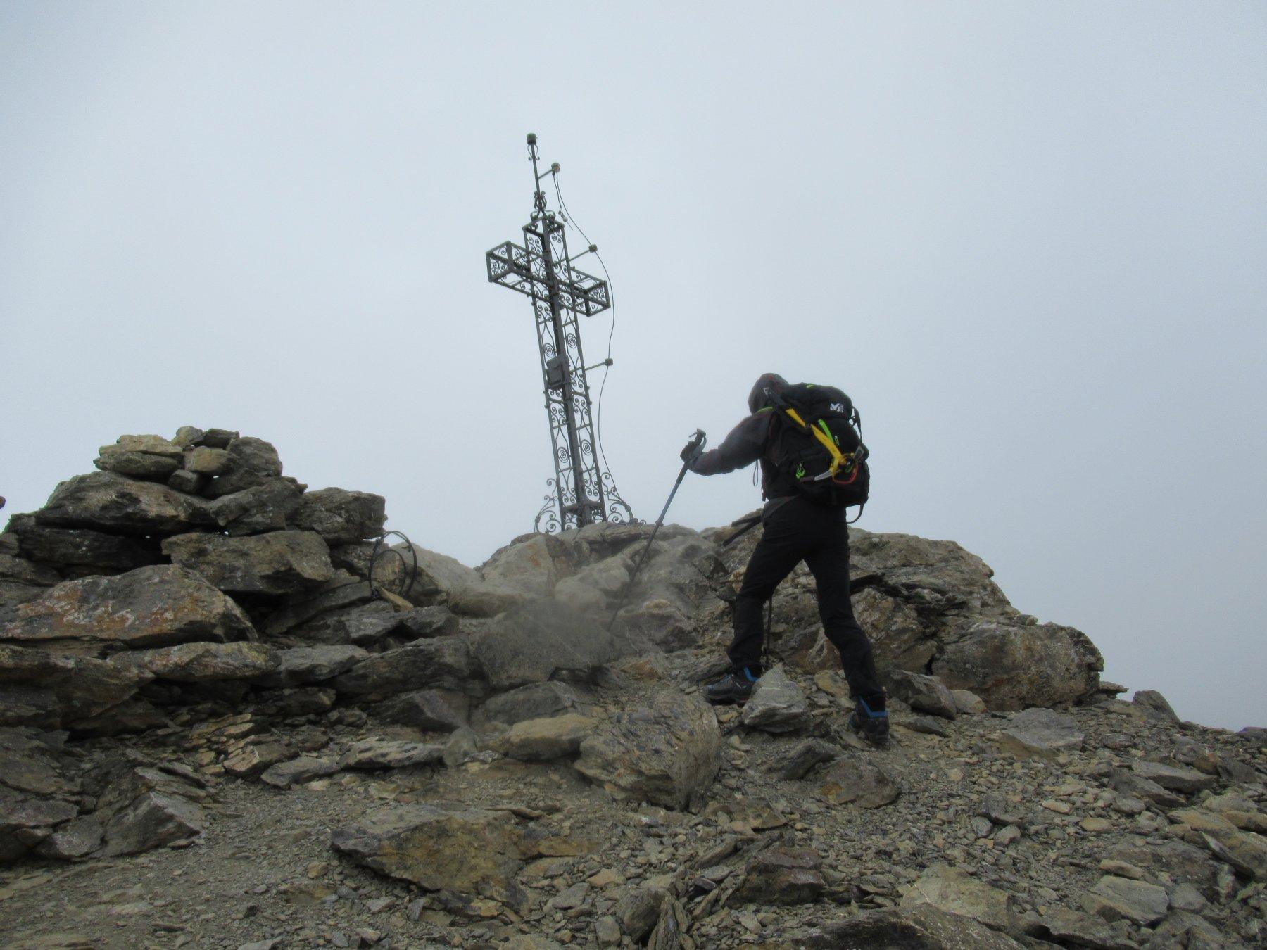 Monte Sautron (m.3166).