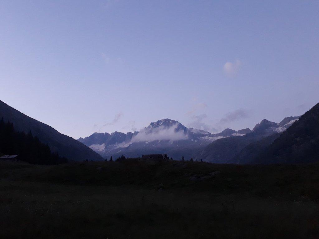 Carè Alto (Monte) Cresta sud-ovest 2020-07-05