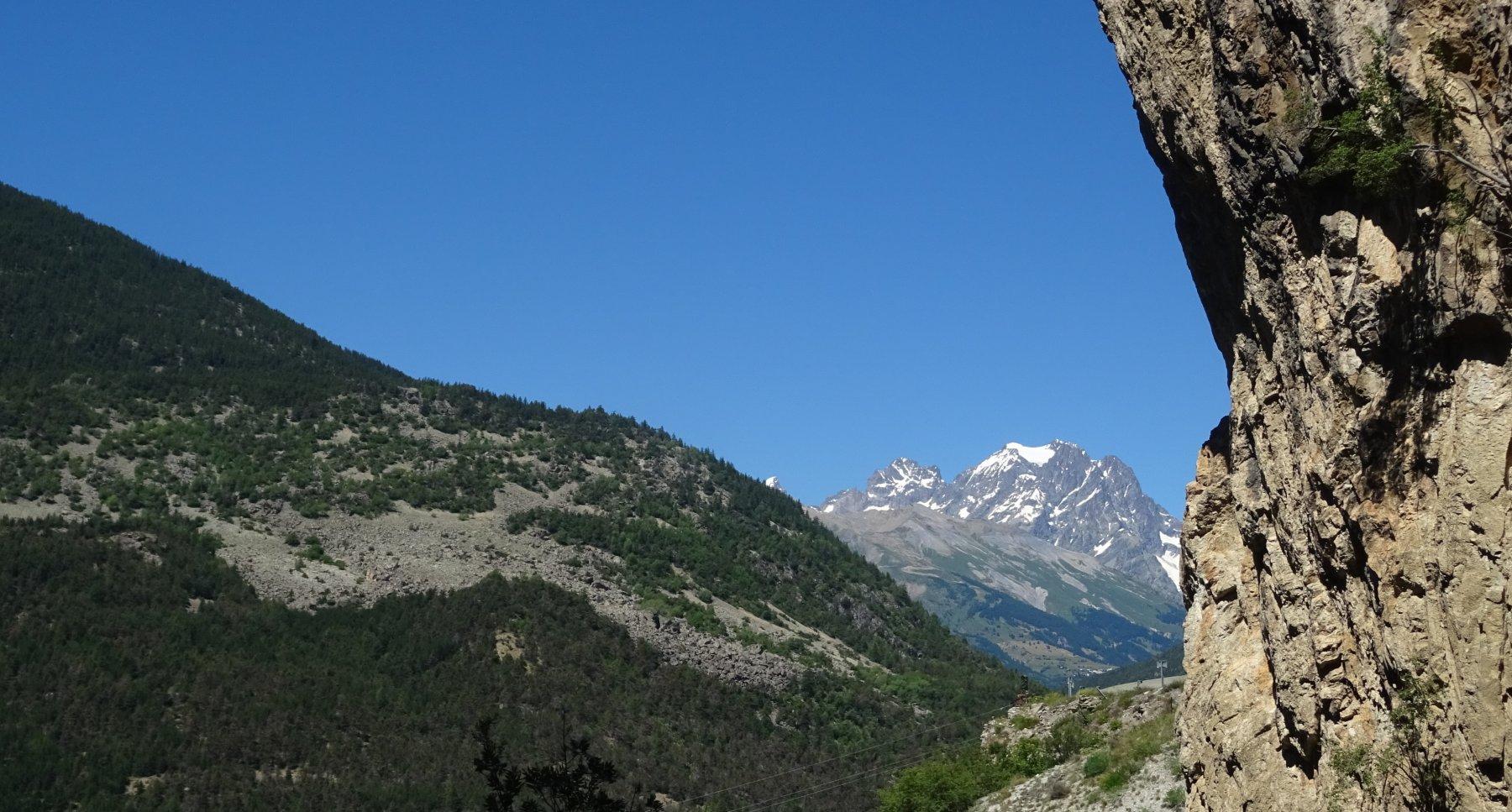 Uno sguardo fuori dal canyon