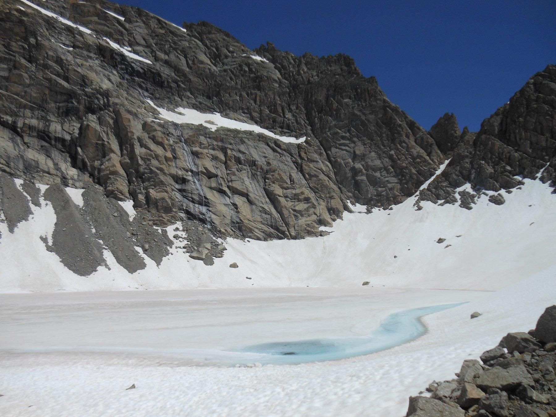 Lago della Losa parte dx