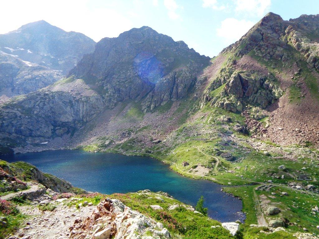 Lago di Valscura Inferiore