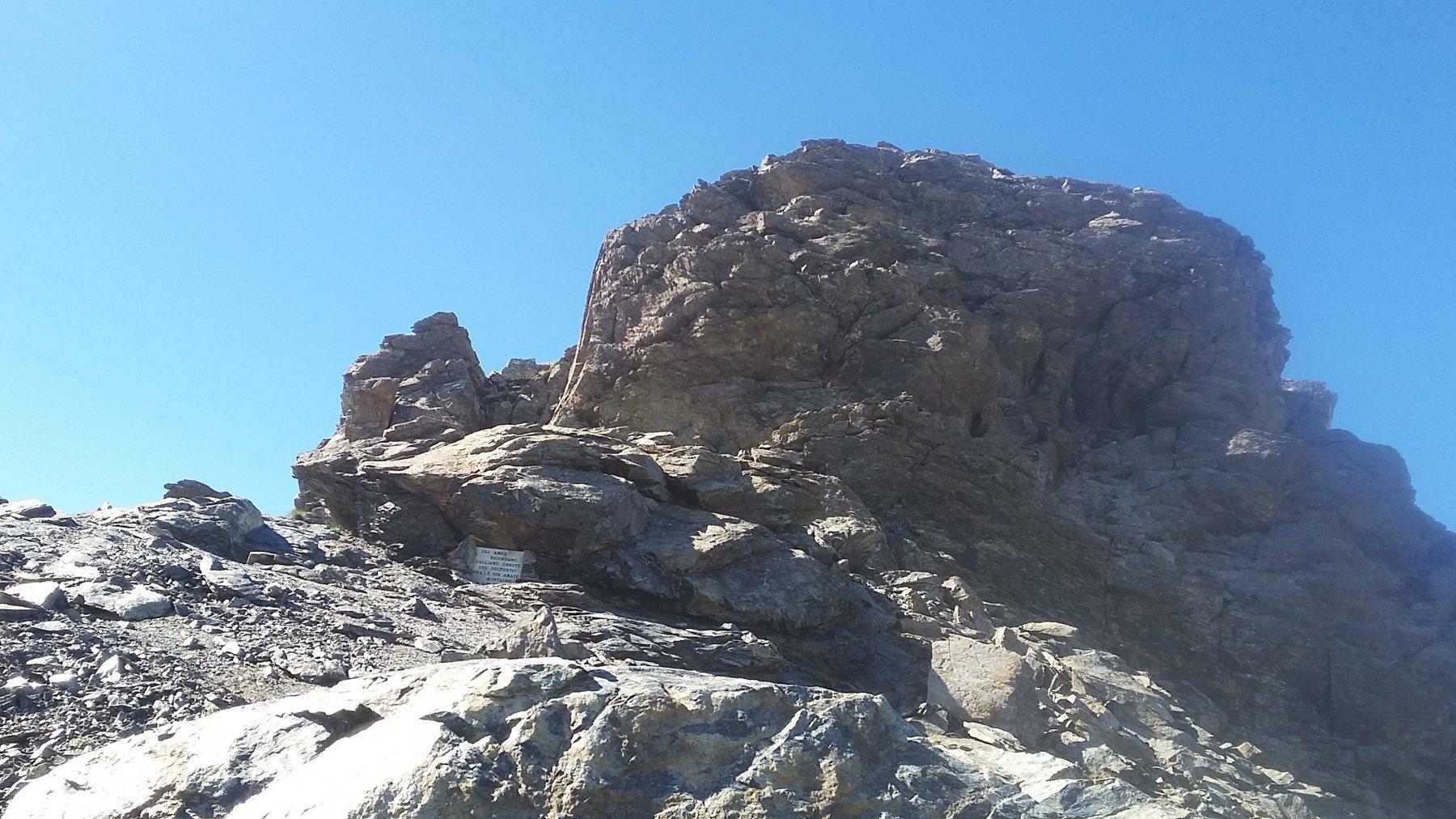 castello sommiate della punta Sud