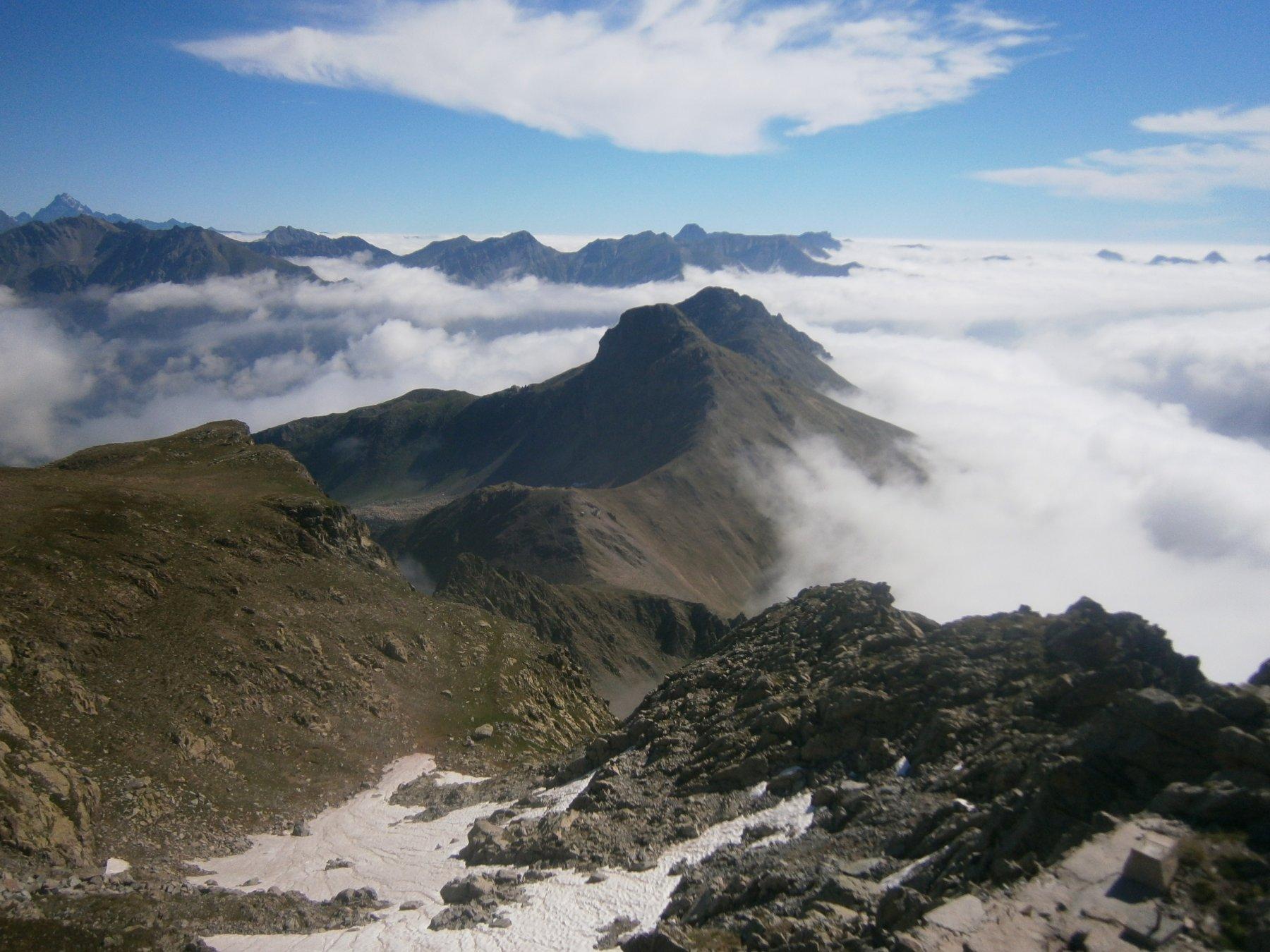rocca Verde - monte Bassura