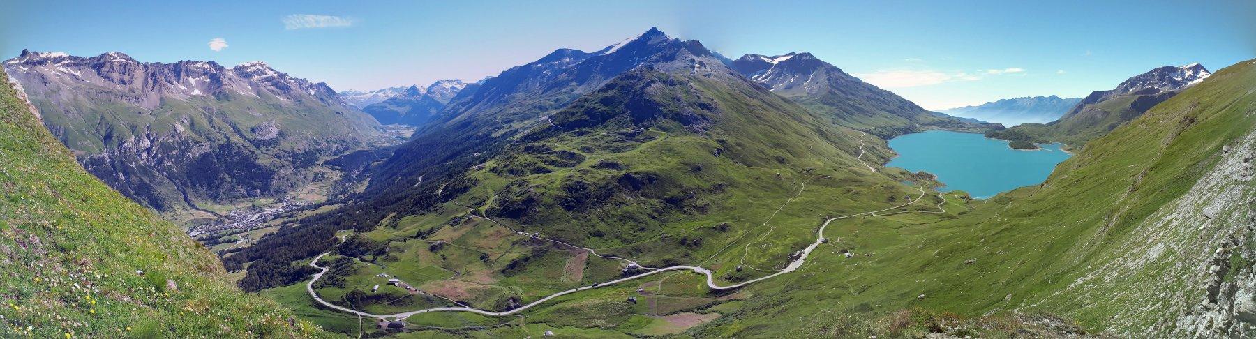 Panorama da Colle Turra