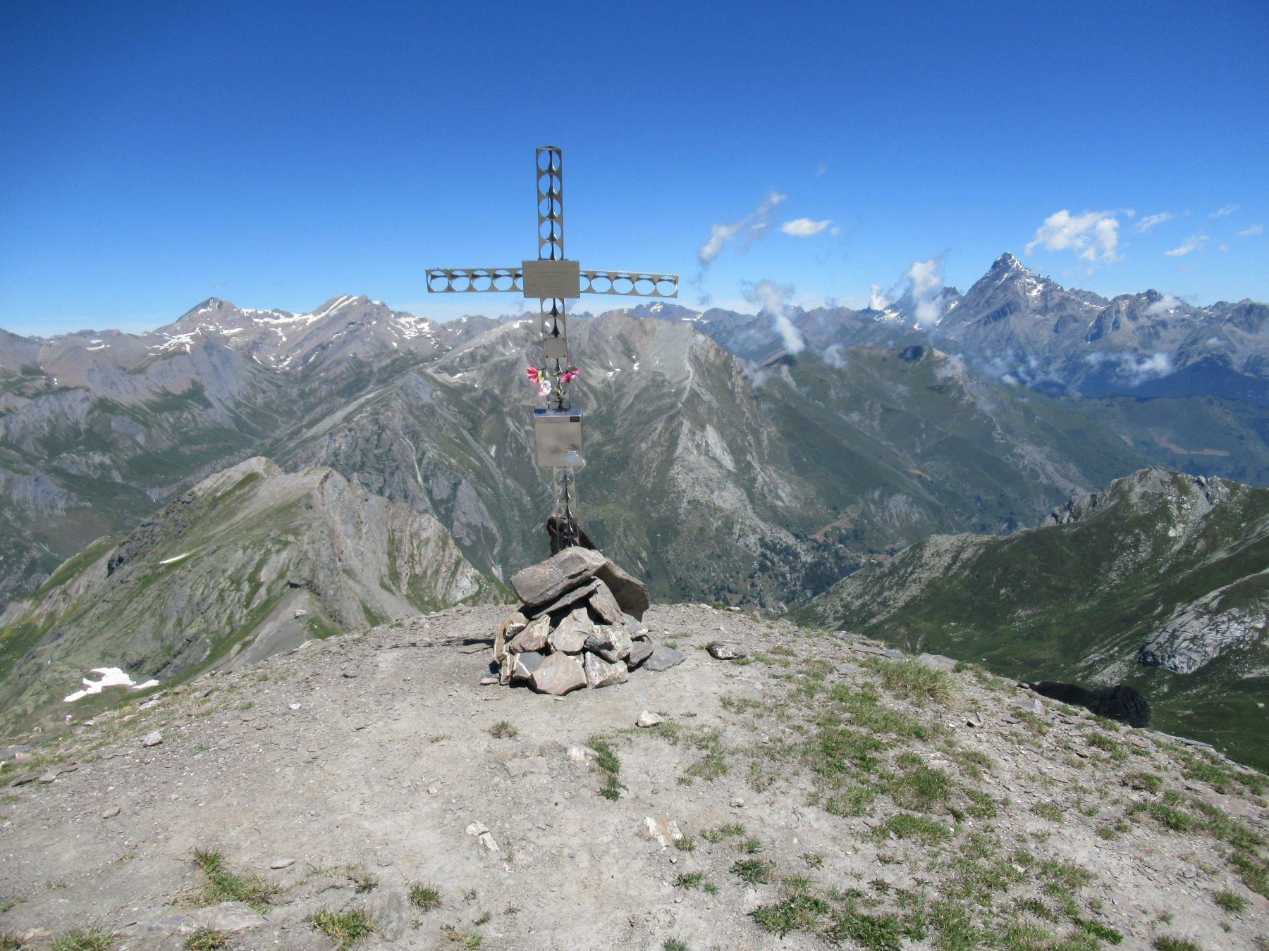 Monte Faraut (m.3046).