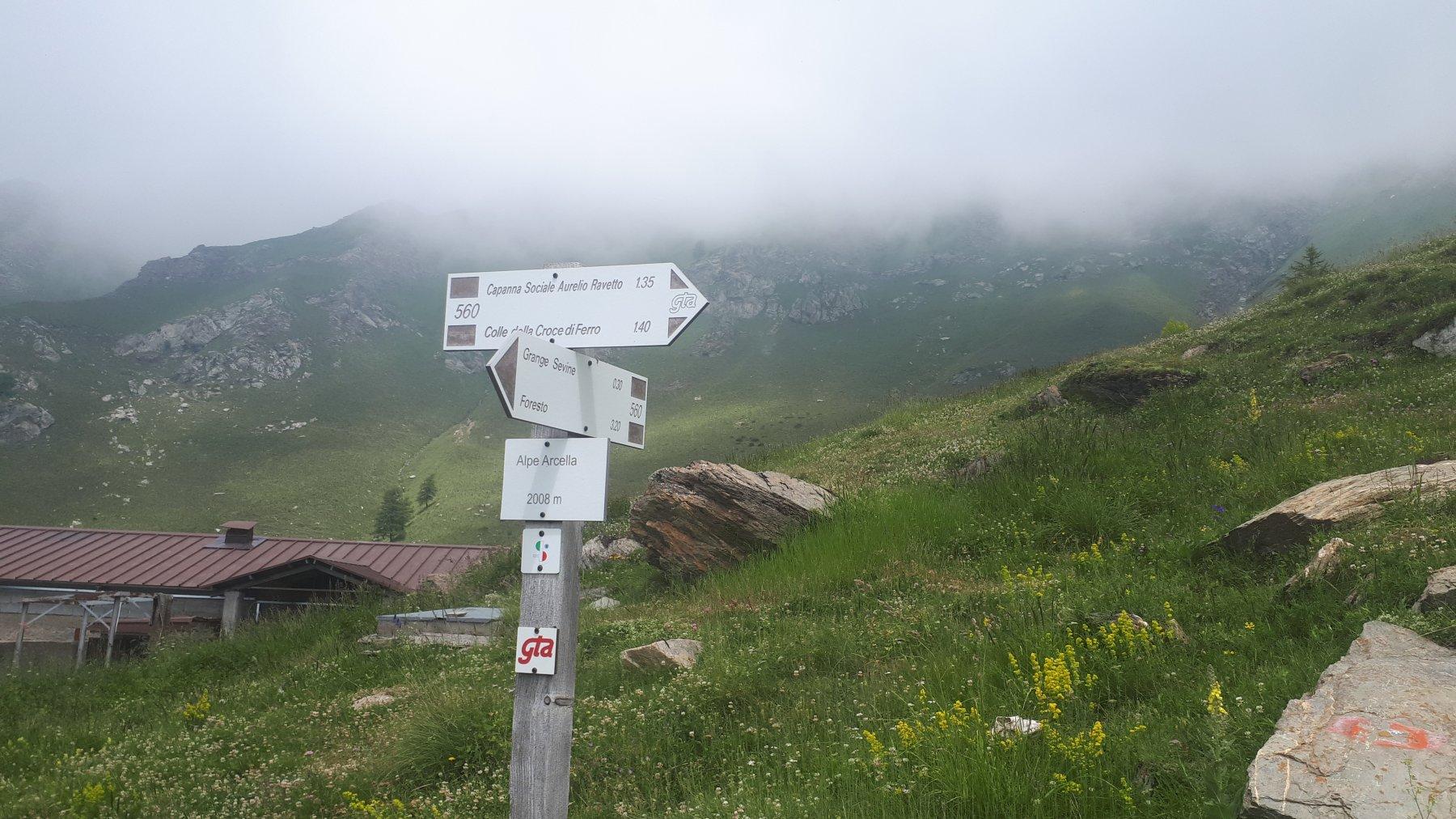 Alpe Arcella