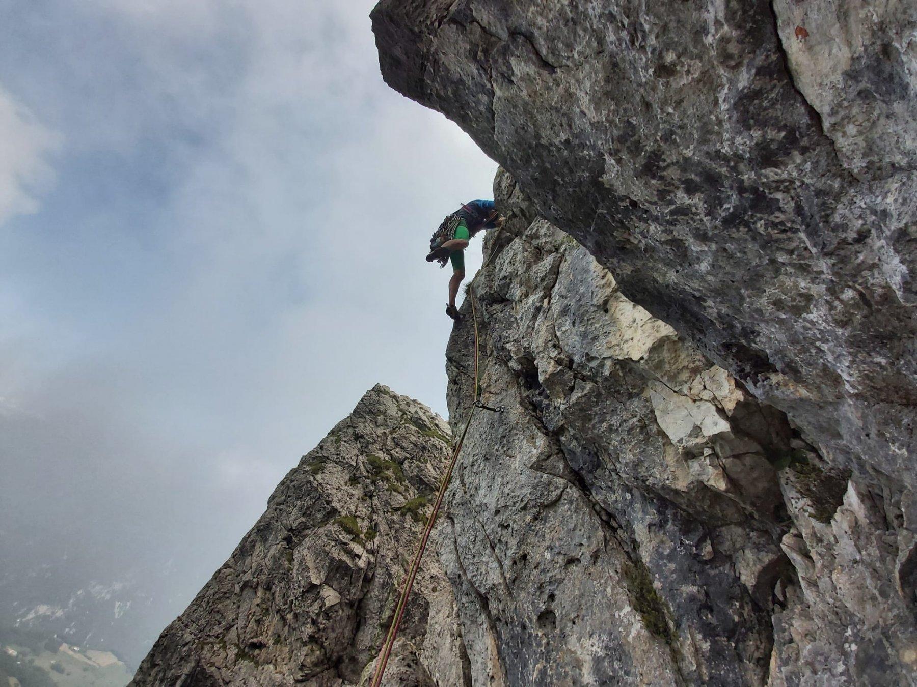 Croce Alben (Monte) - Punta Giulia Goccia diRugiada 2020-07-10