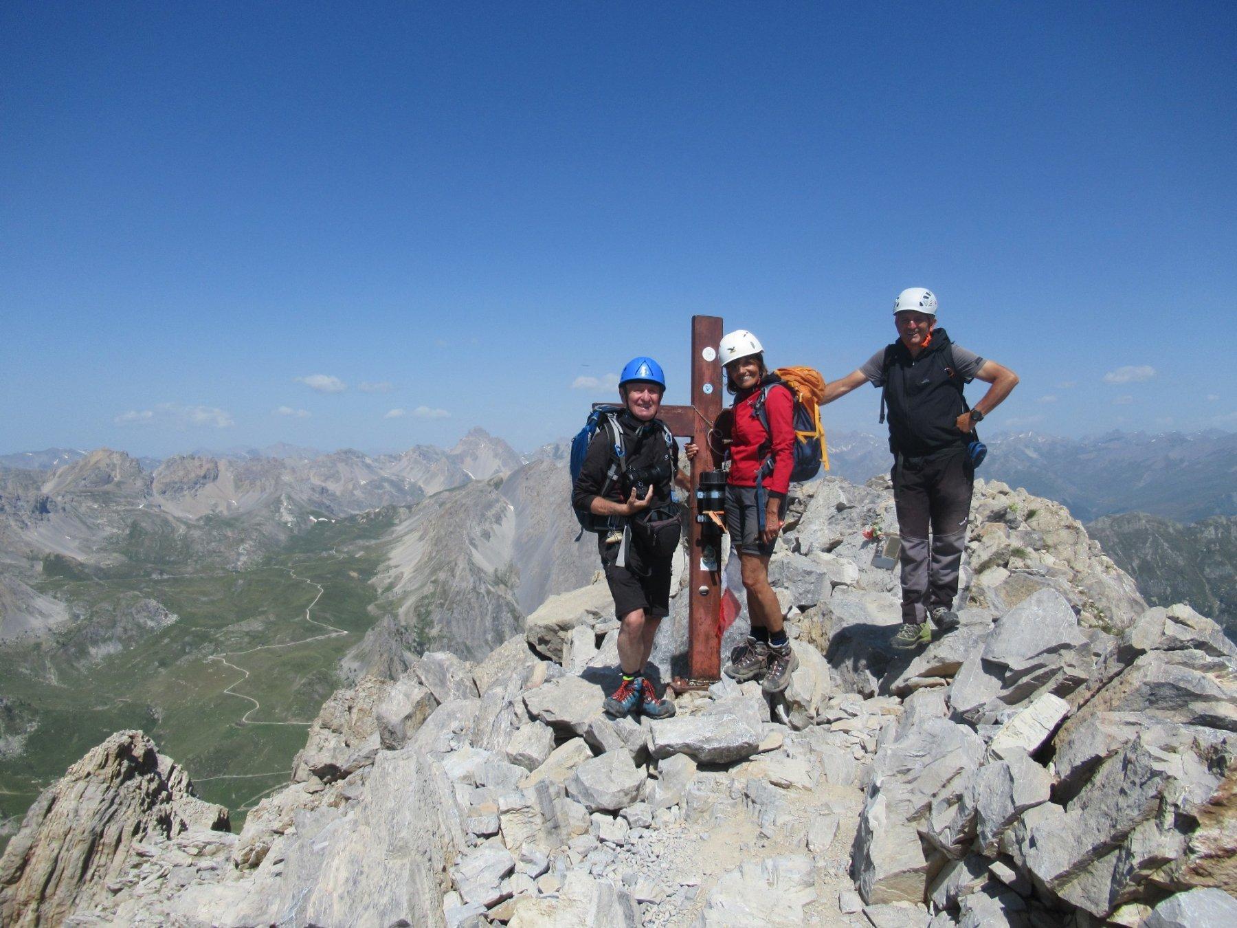 Con gli amici Sergio e Graziella