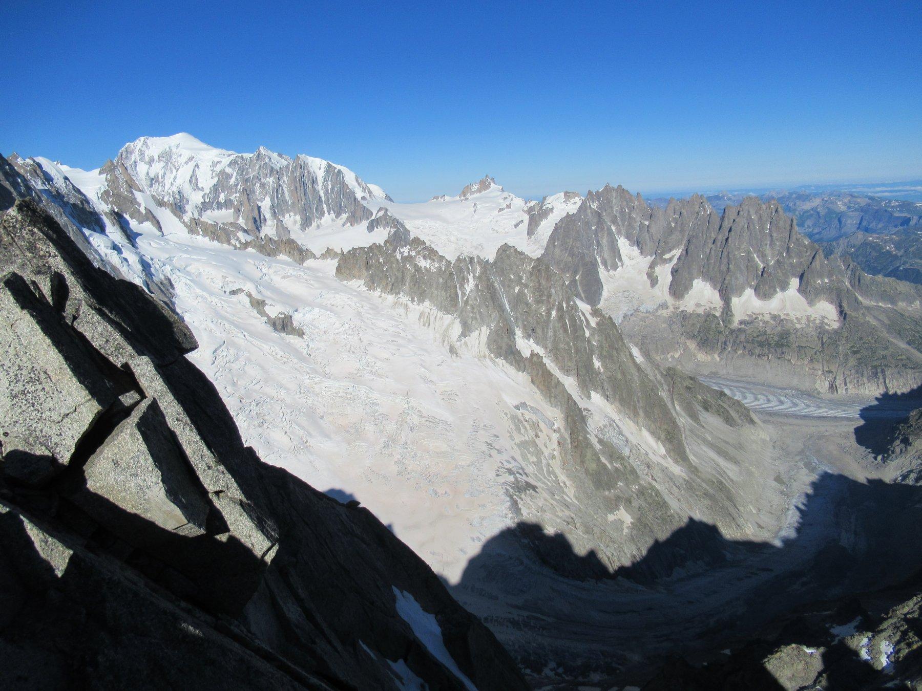 Panorama sul Bianco