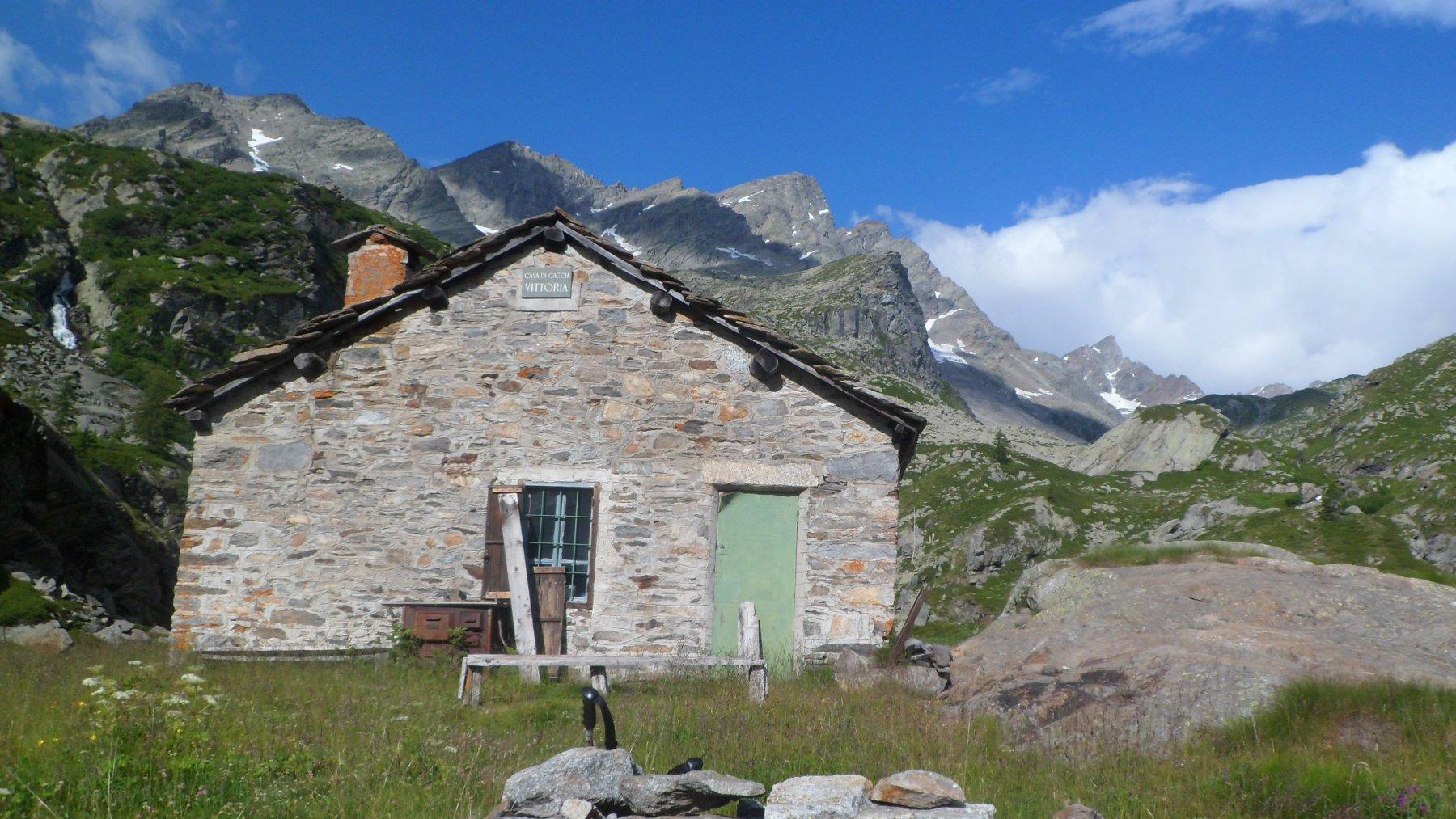 Casa di caccia Vittoria