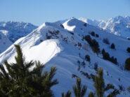 Cima Fournier dal Monte Begino