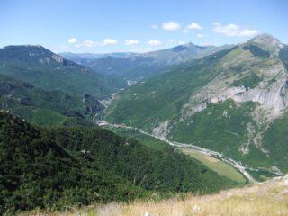 Alta Val Tanaro dal Bric della Penna