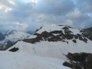 il mont brulè dalla punta kurz