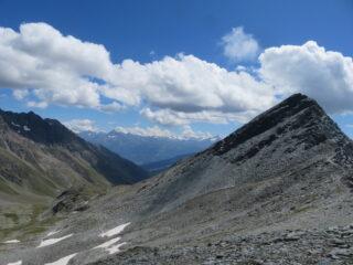 mont menouve e vallone di salita