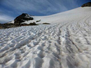 superficie ghiacciaio