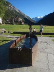 Fontana di Cogne